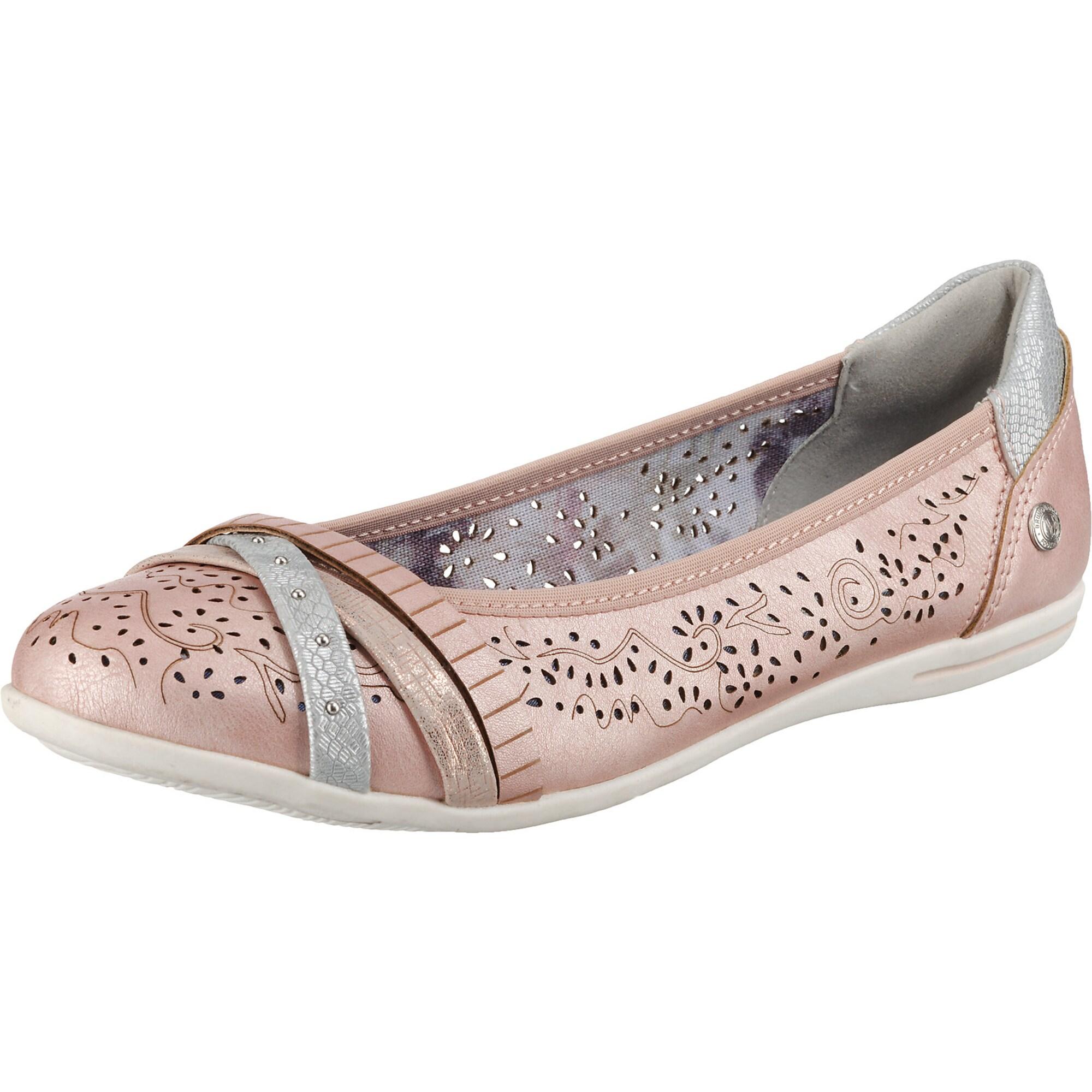 Ballerinas | Schuhe > Ballerinas | Silber | Bruno Banani