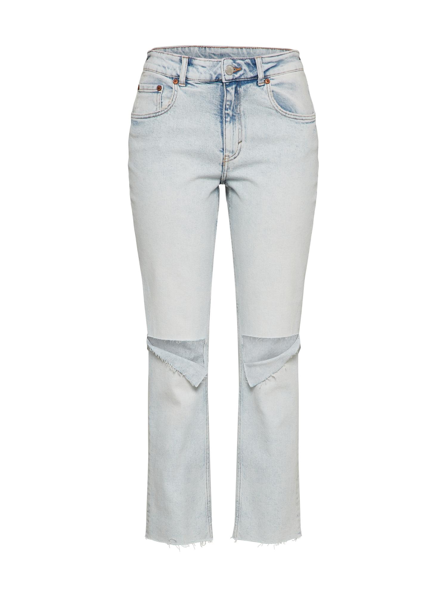 CHEAP MONDAY Dames Jeans Revive lichtblauw
