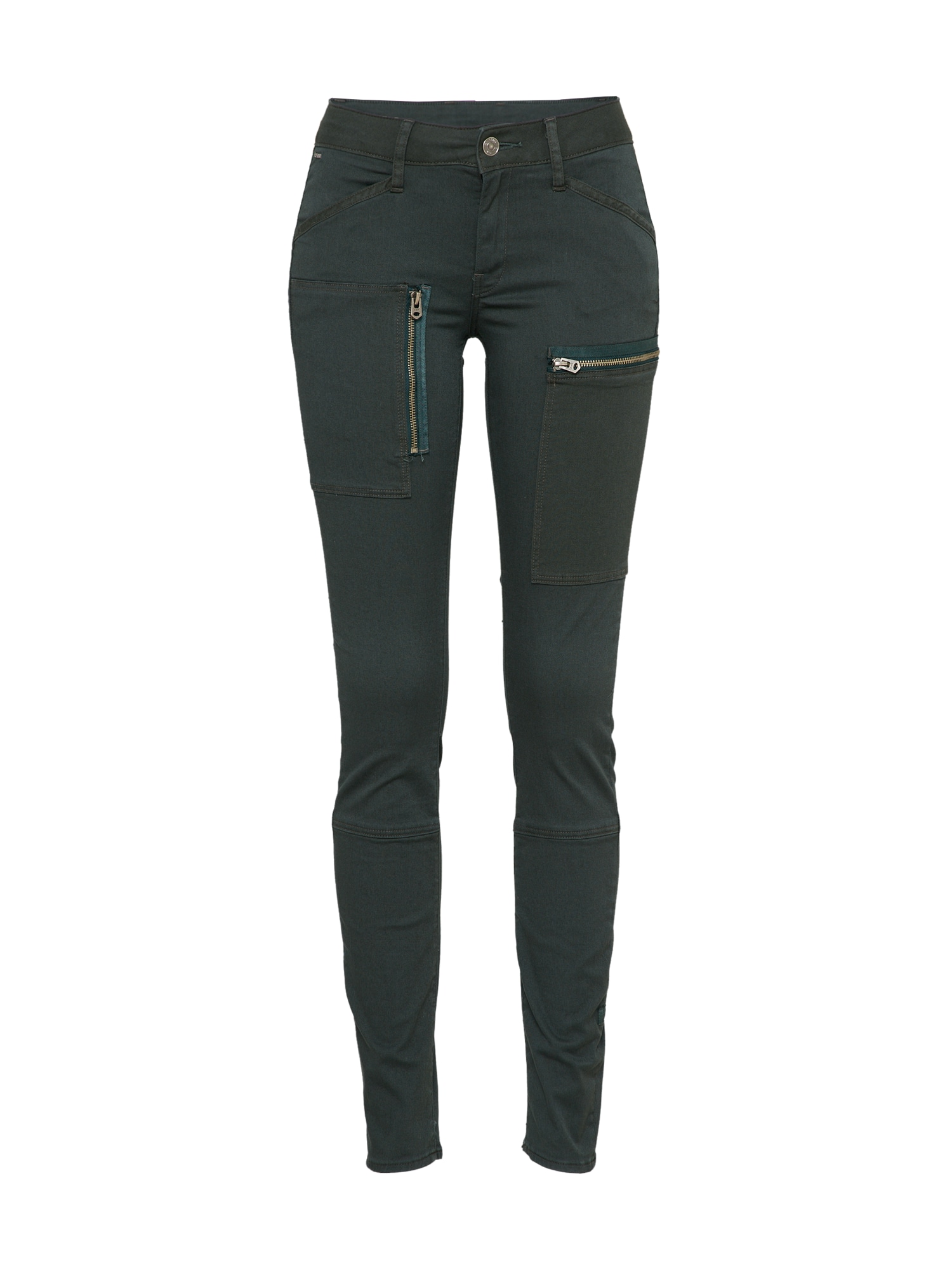 G-STAR RAW Dames Jeans Powel groen