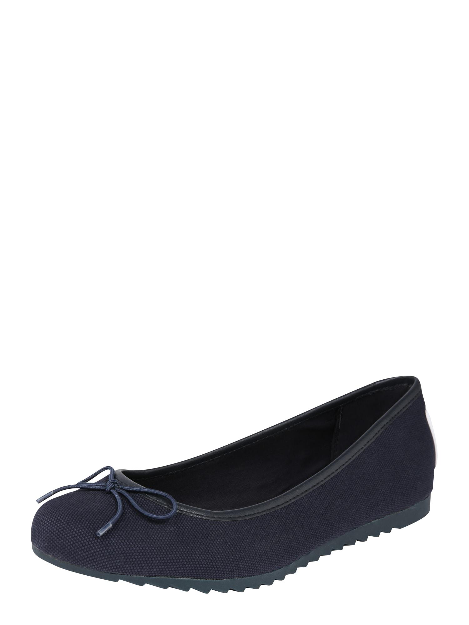 Baleríny MELISSA 6D kobaltová modř Tommy Jeans