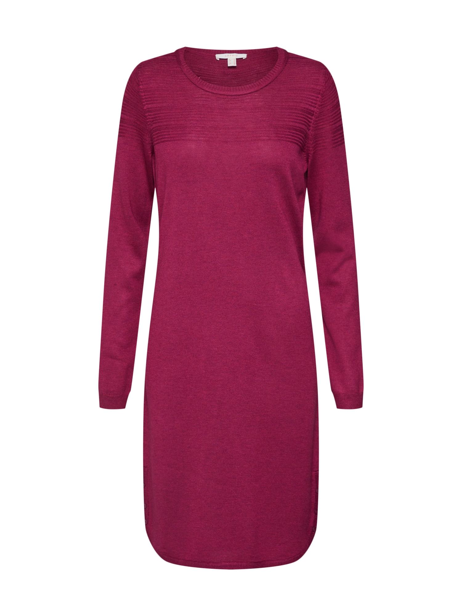 Úpletové šaty pitaya ESPRIT