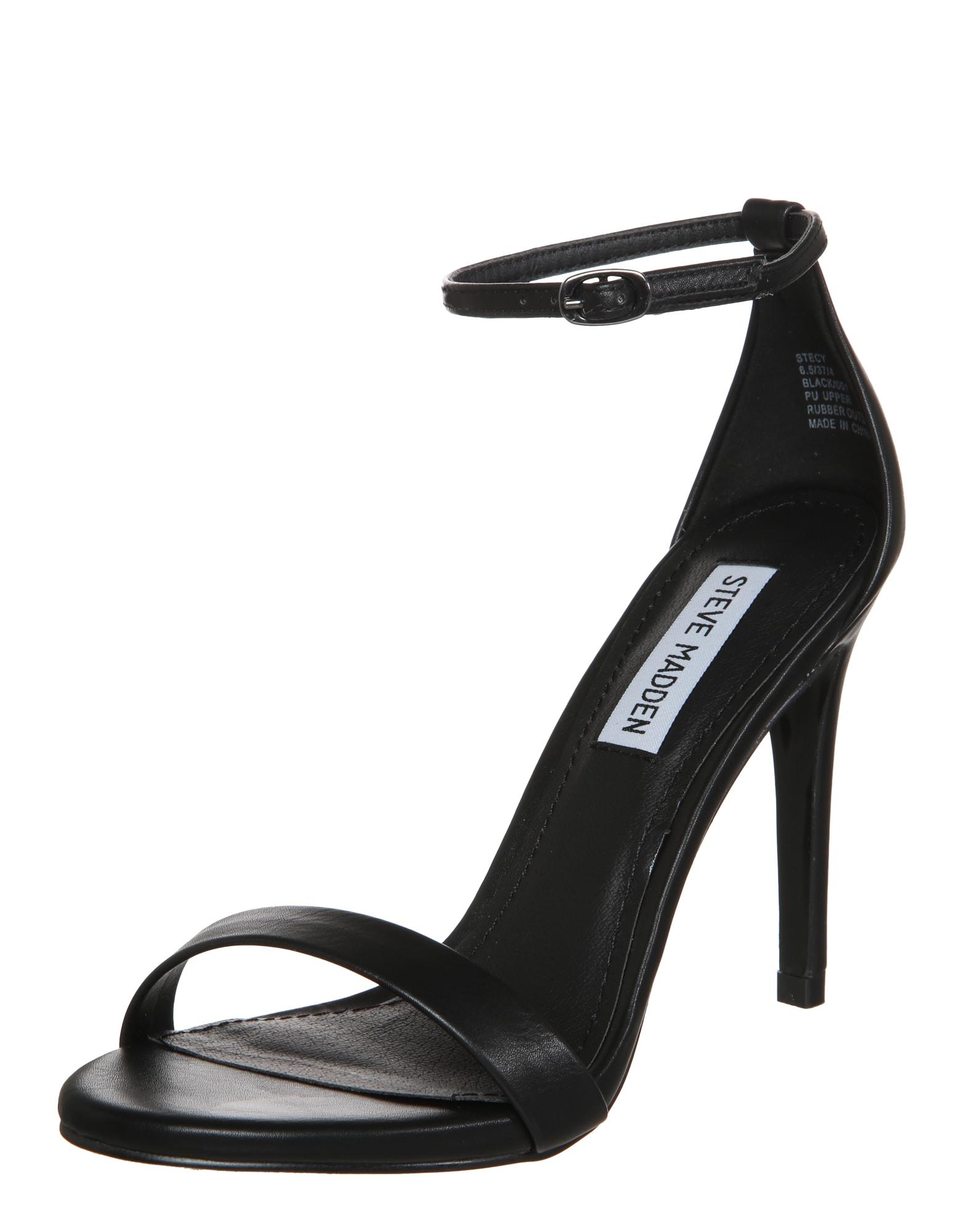 steve madden - Stiletto-Sandale in Lackoptik ´Stecy´