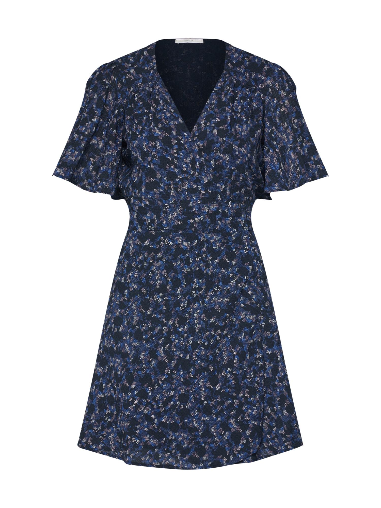 Letní šaty MIO SWINGER námořnická modř Sessun