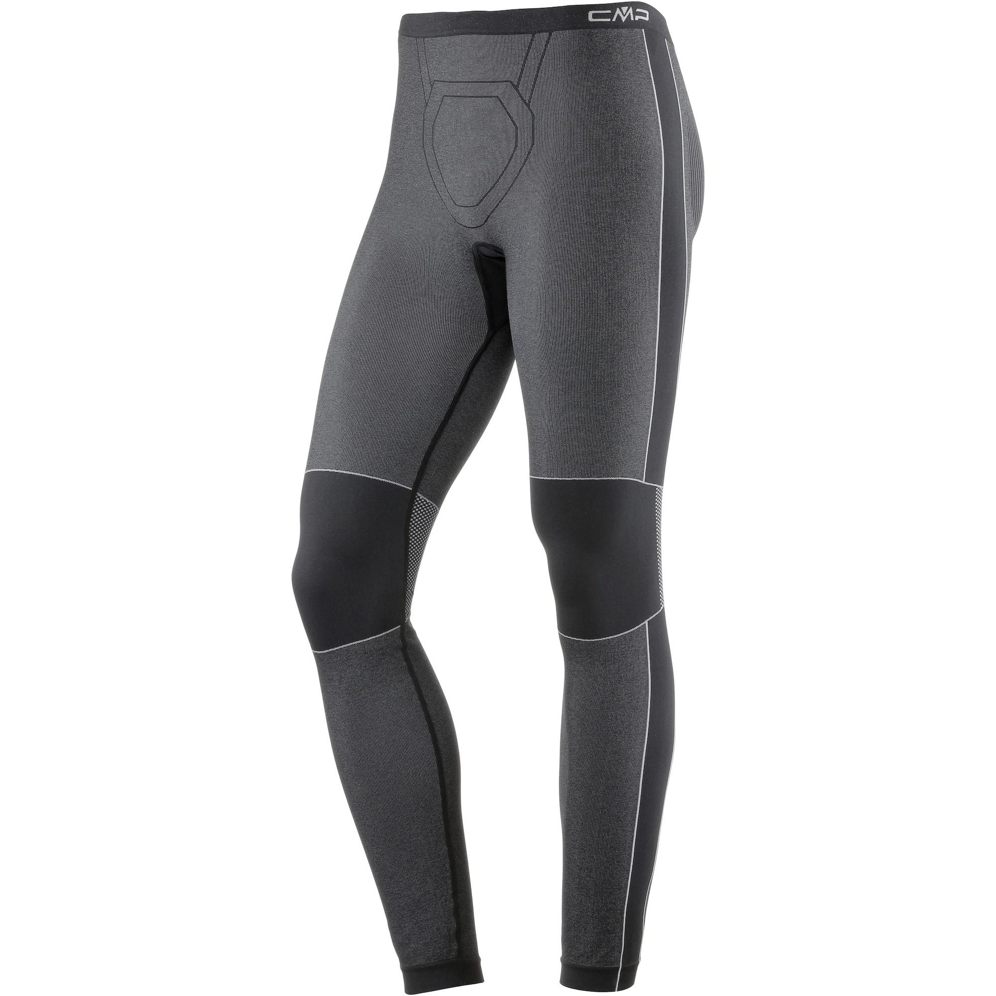 Funktionsunterhose Herren | Sportbekleidung > Funktionswäsche > Thermoleggings | Grau | CMP