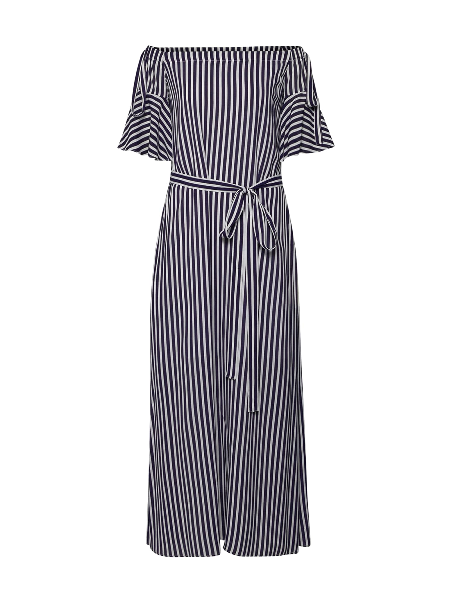 Letní šaty Kabowy černá HUGO