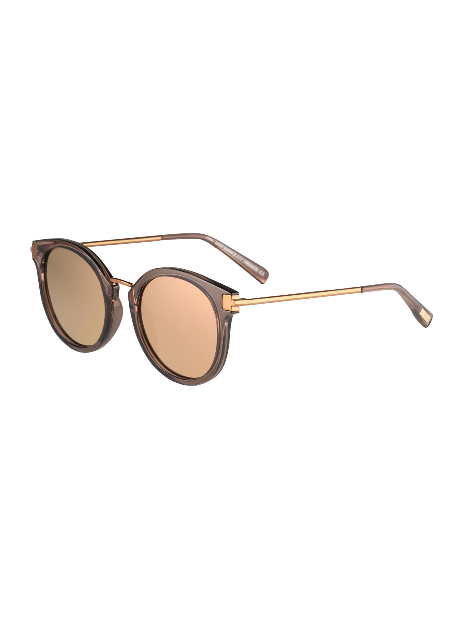 Sluneční brýle LAST DANCE mokka LE SPECS