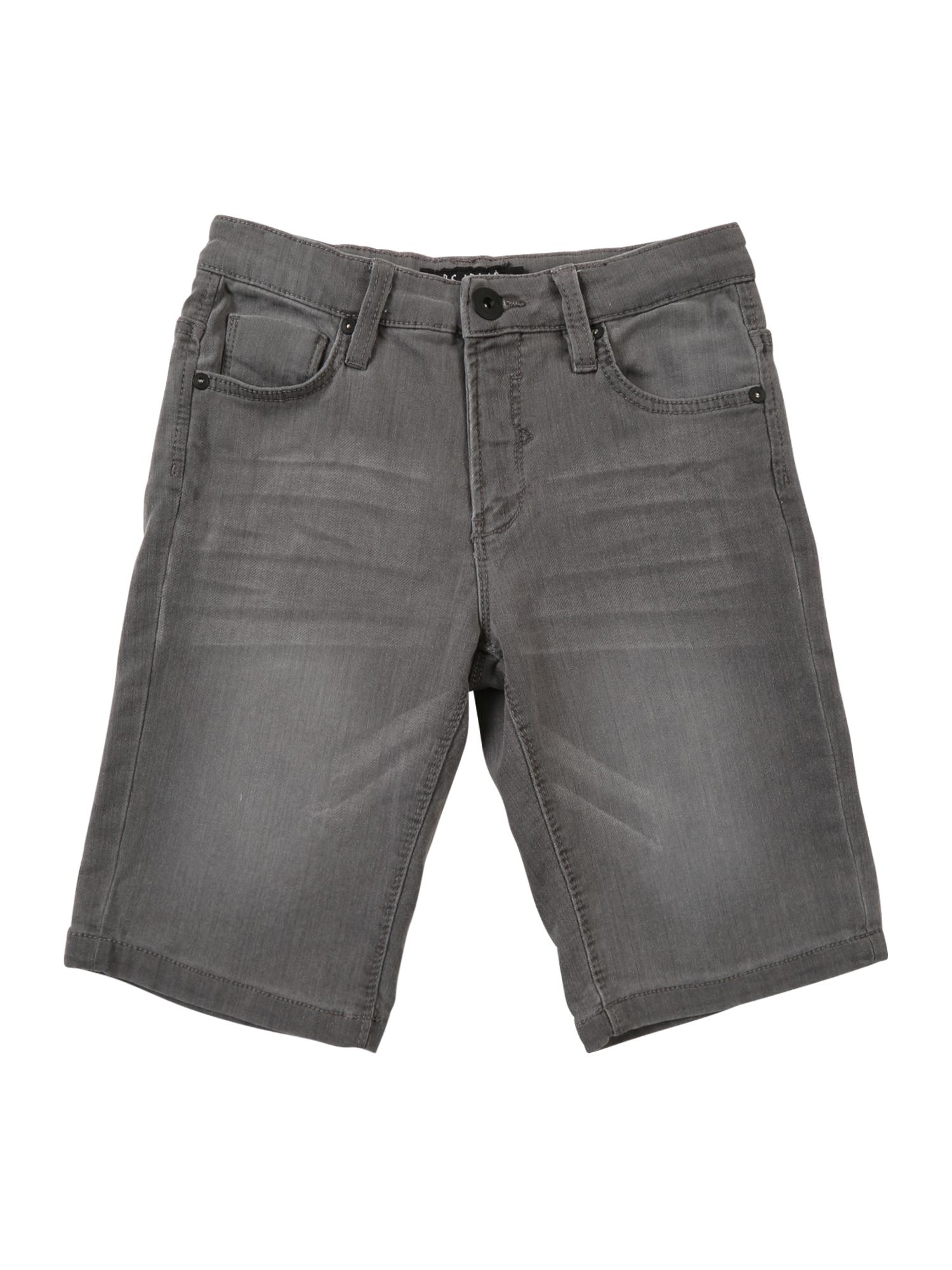 Džíny Tucky šedá džínová Cars Jeans