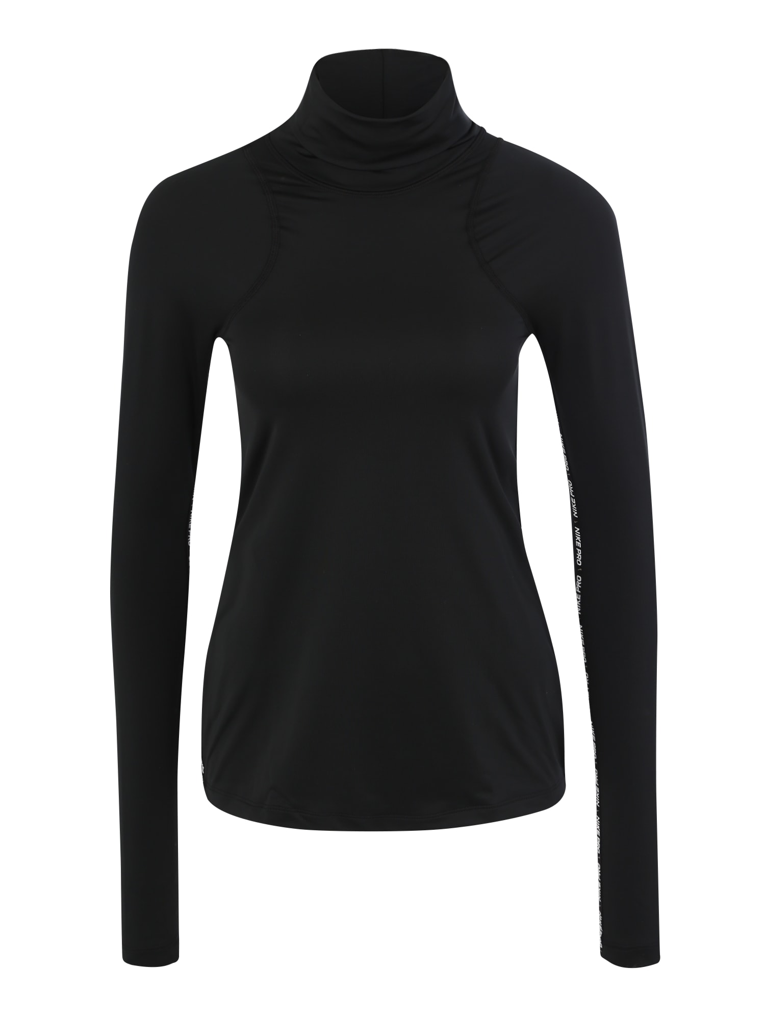 NIKE Funkčné tričko 'Pro'  čierna
