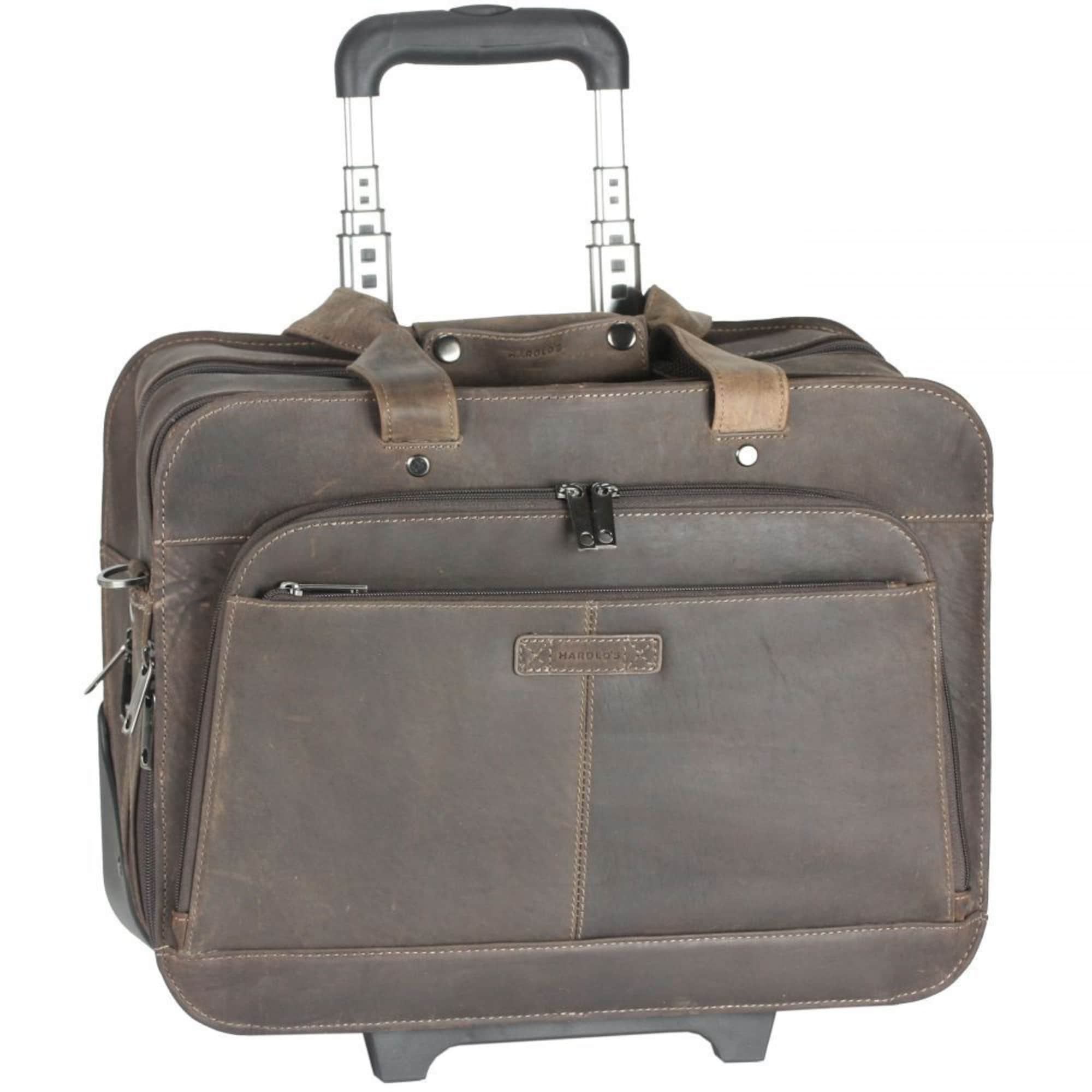 Trolley 'Antico' | Taschen > Koffer & Trolleys > Trolleys | Taupe | Harolds