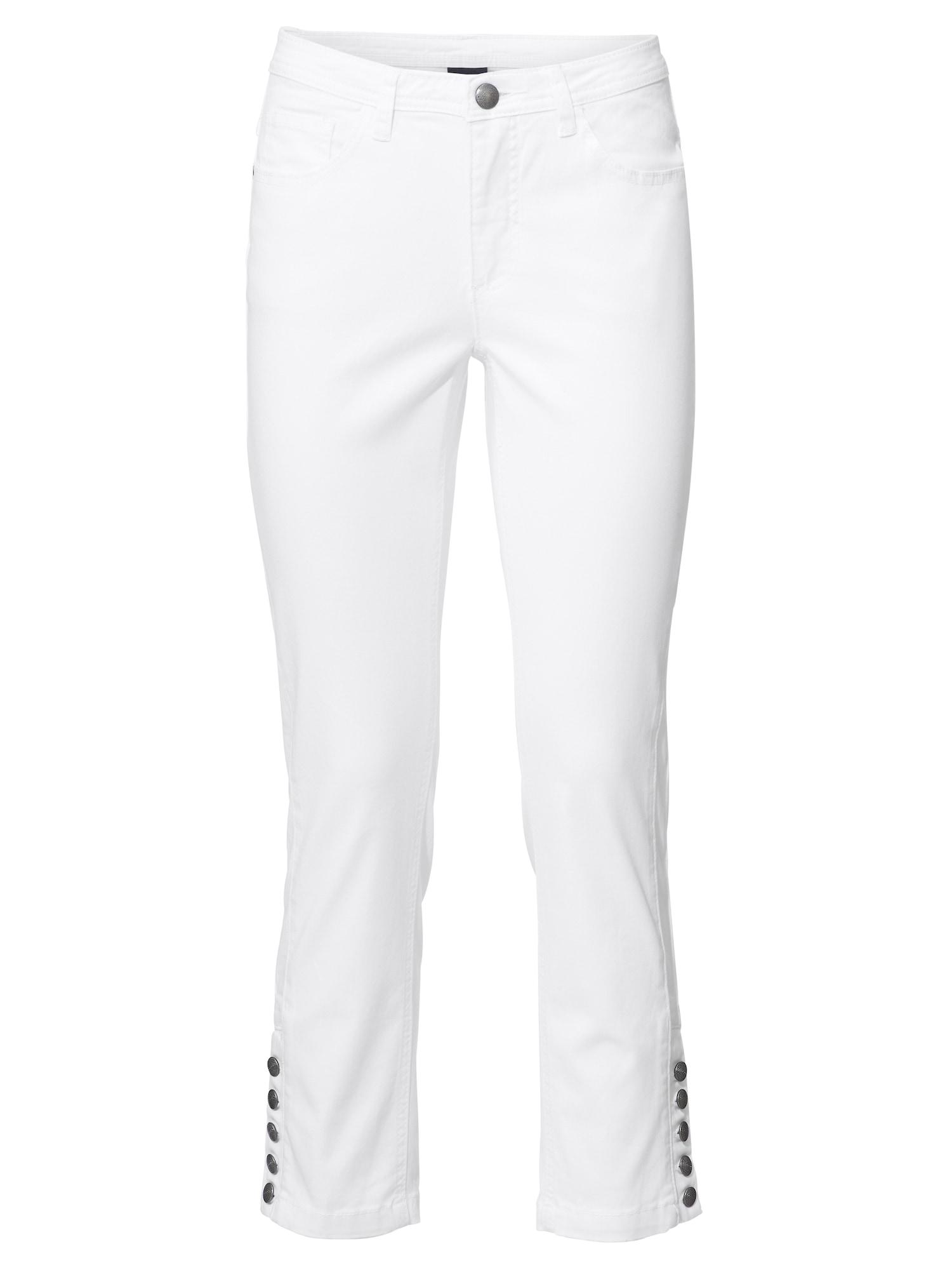 7/8-Hose | Bekleidung > Hosen > 7/8-Hosen | Weiß | heine