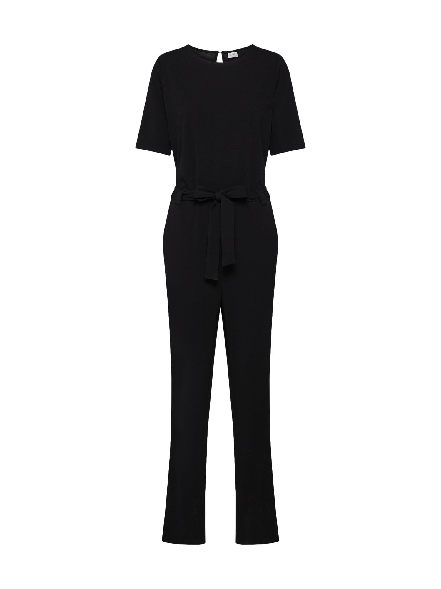 JACQUELINE De YONG, Dames Jumpsuit, zwart