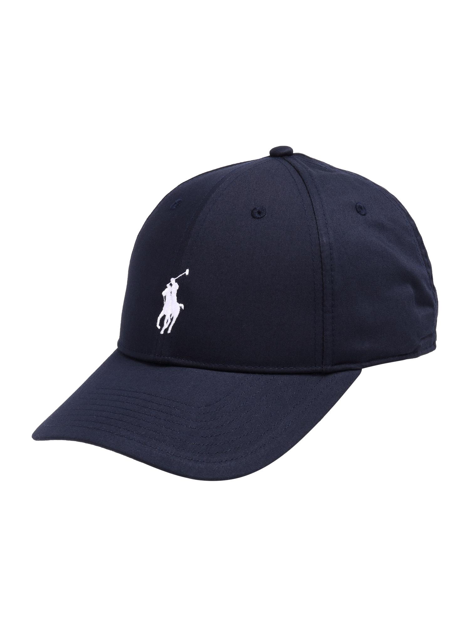 Kšiltovka BASELINE CAP modrá POLO RALPH LAUREN