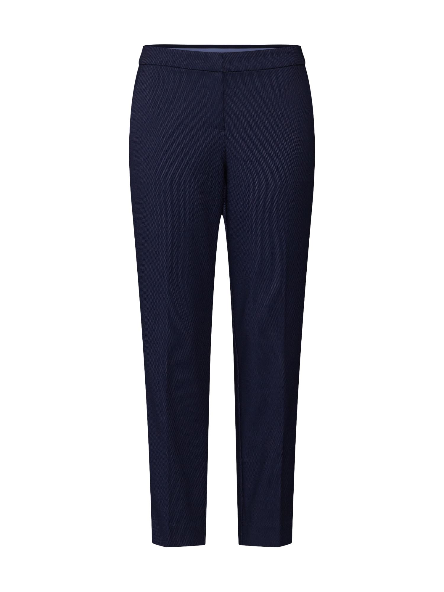 Kalhoty s puky Mia tmavě modrá TOM TAILOR