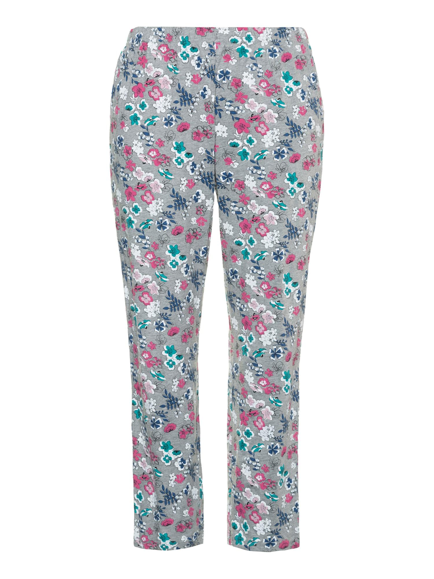 Pyžamové kalhoty mix barev Ulla Popken