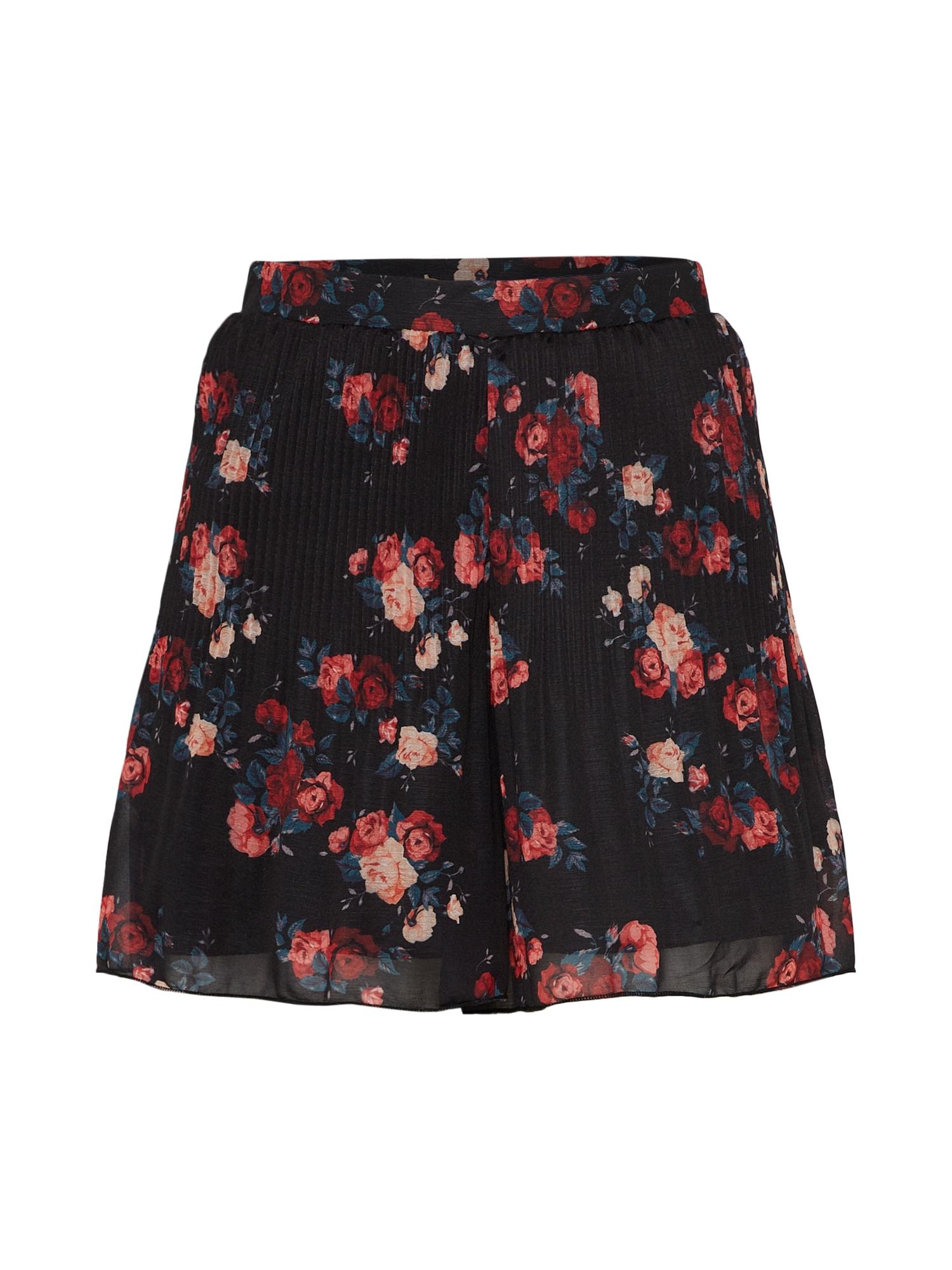 Kalhoty Liliana mix barev černá ABOUT YOU
