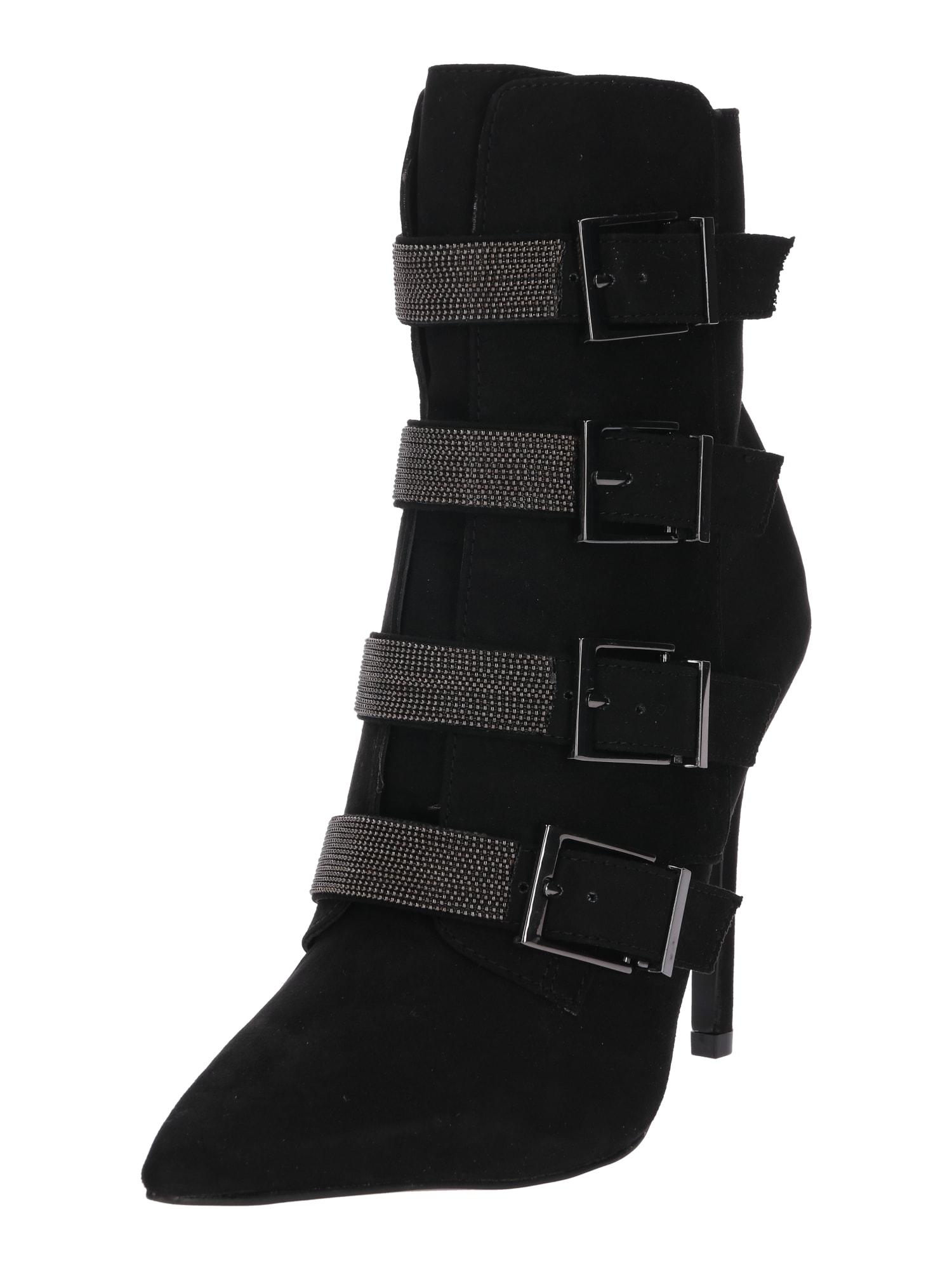 Kotníkové boty GIRD černá Carvela By Kurt Geiger