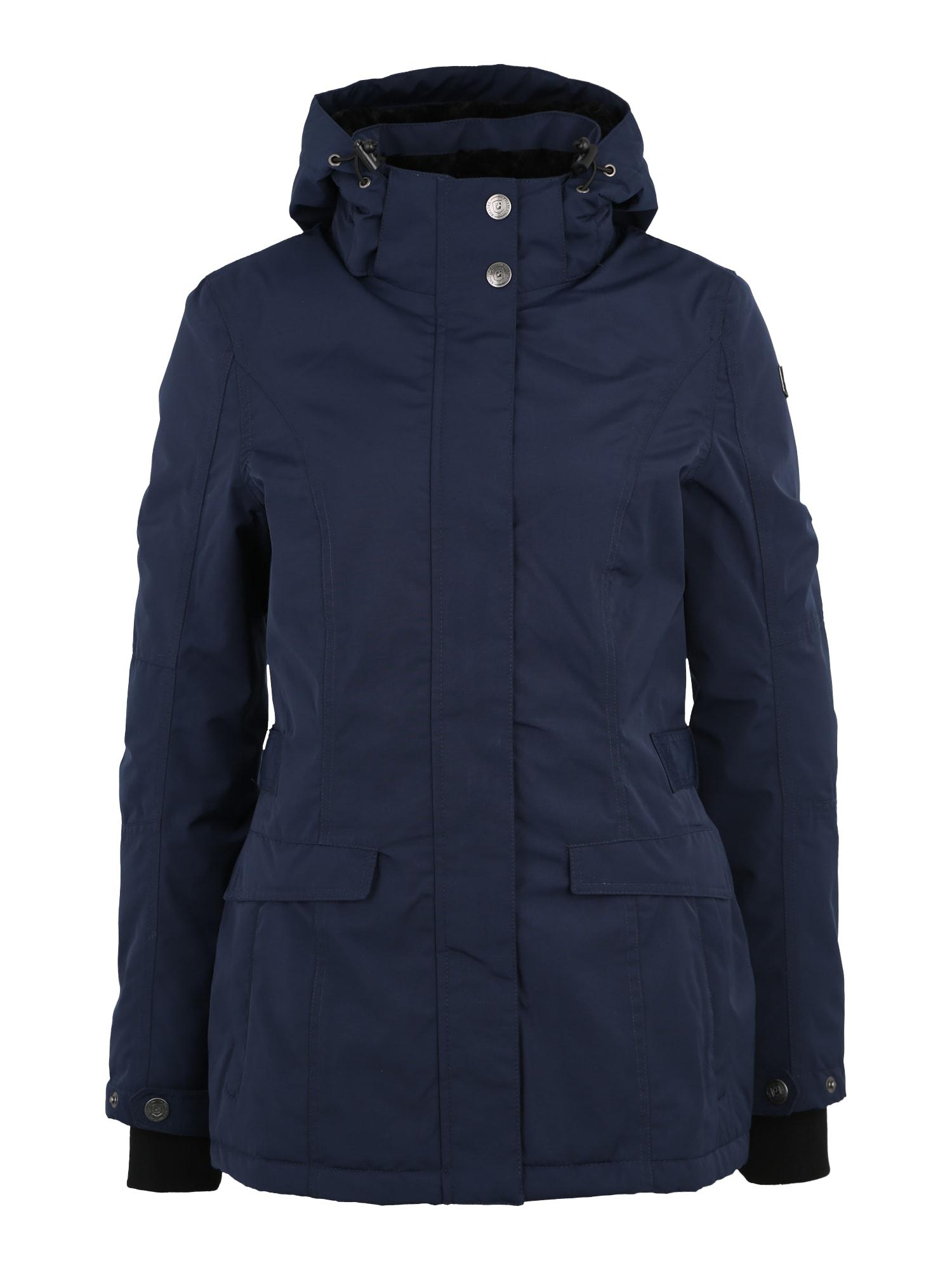Outdoorová bunda Ellika tmavě modrá KILLTEC