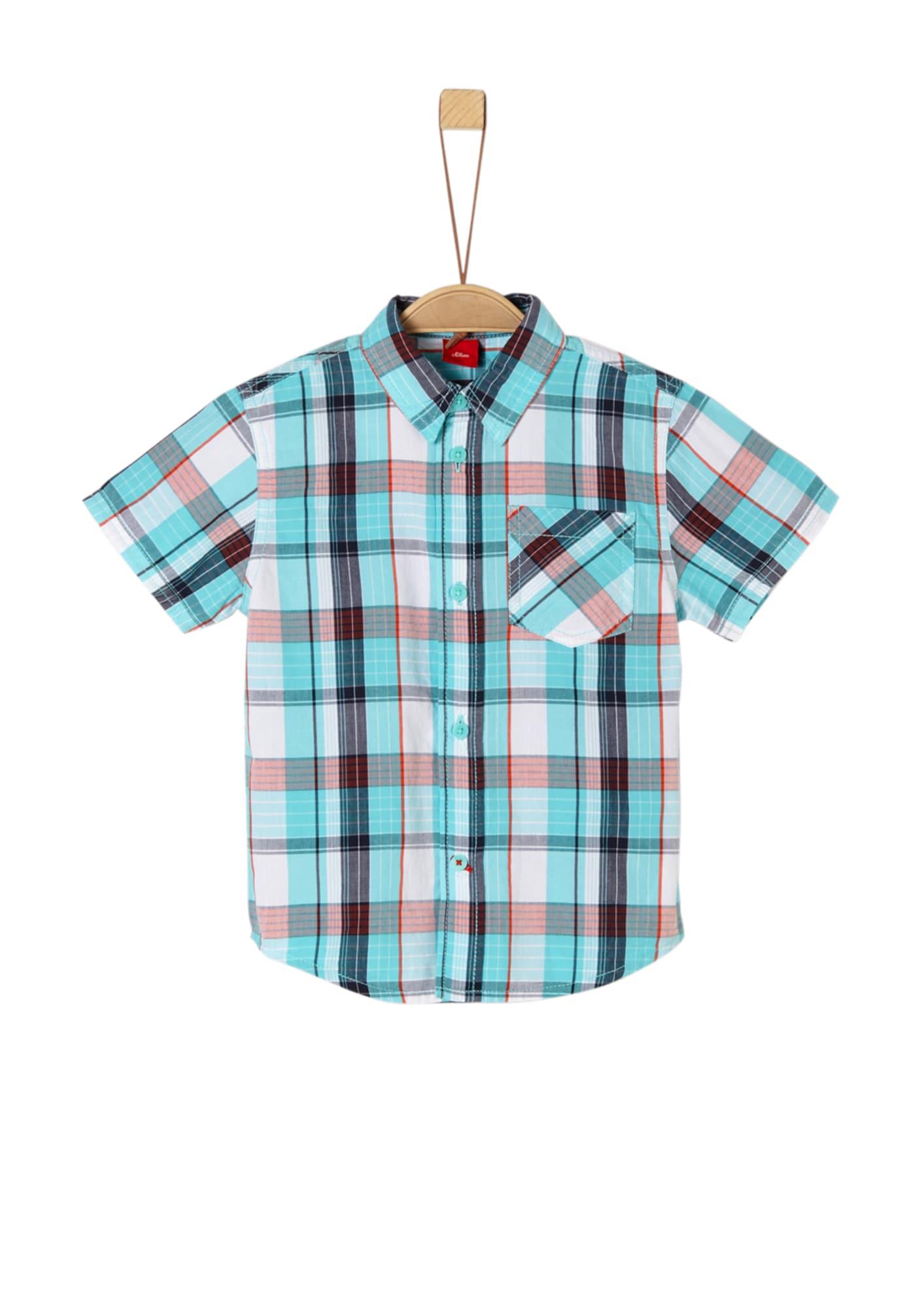 Miniboyoberteile - Kurzarmhemd im Karo Design - Onlineshop ABOUT YOU