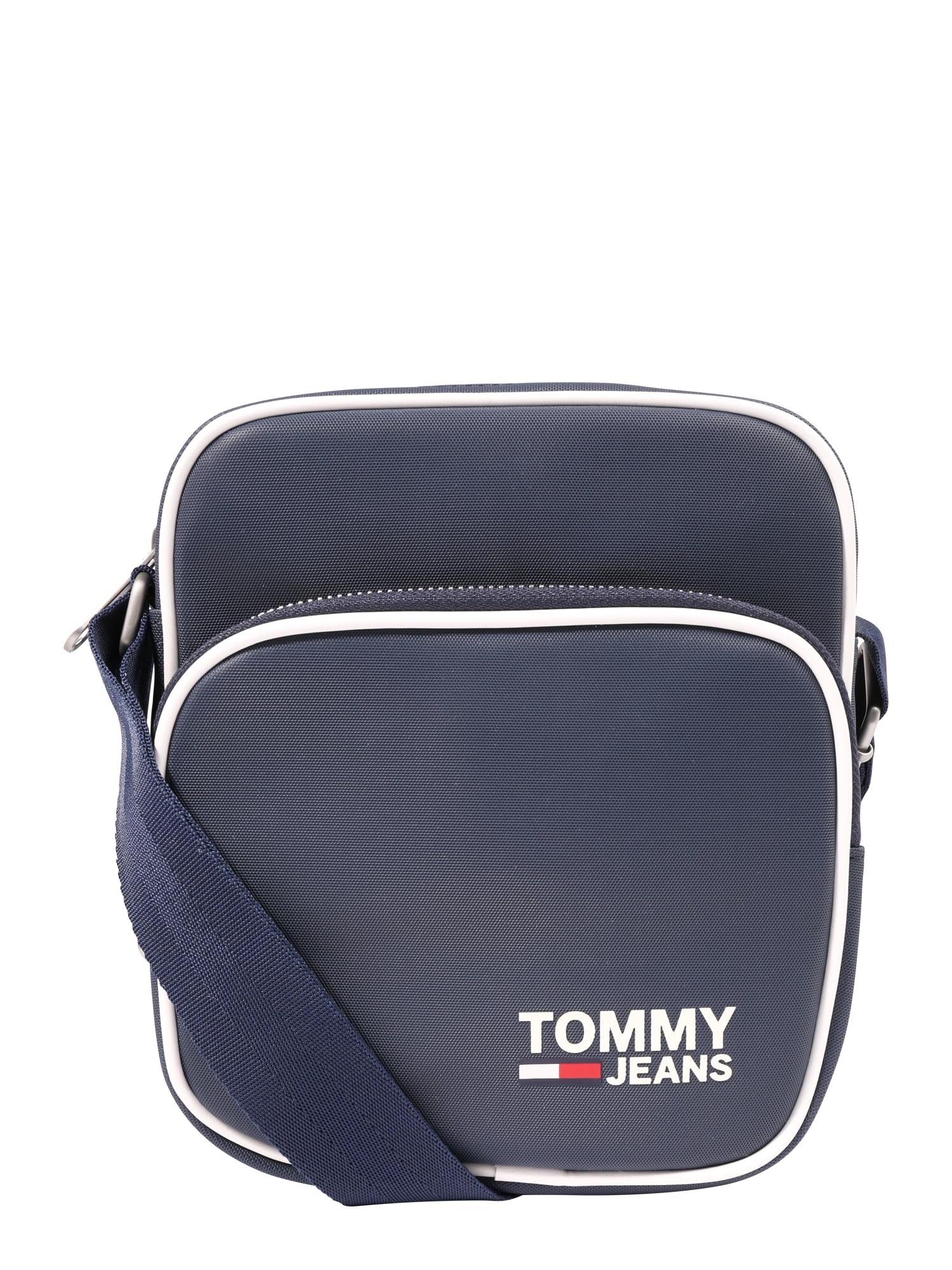 Taška přes rameno TJM MODERN PREP MINI REPORTER tmavě modrá Tommy Jeans