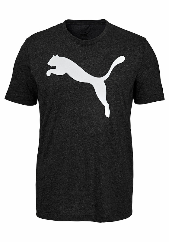 PUMA Funktionsshirt ´ESS BIG CAT HEATHER TEE´
