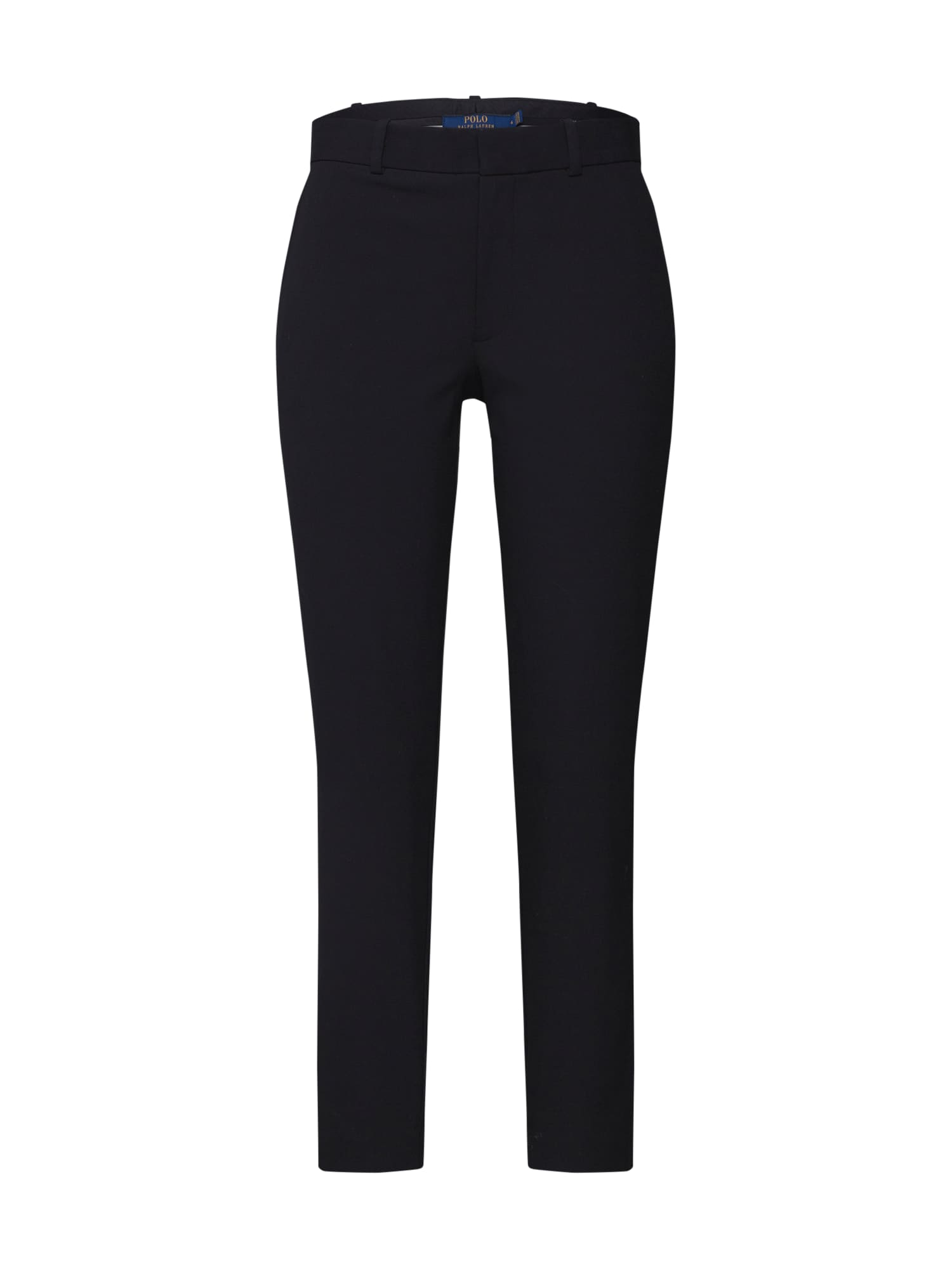 Chino kalhoty N MDSN CH-SKINNY-STRAIGHT-PANT černá POLO RALPH LAUREN