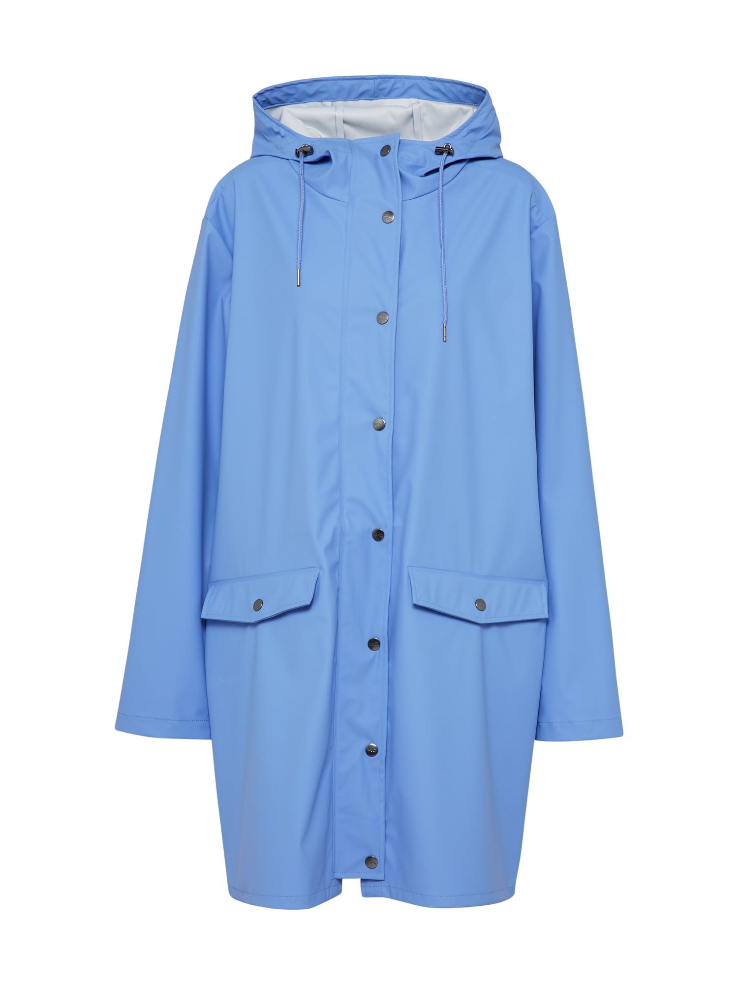 Přechodný kabát Fabiola světlemodrá Mbym