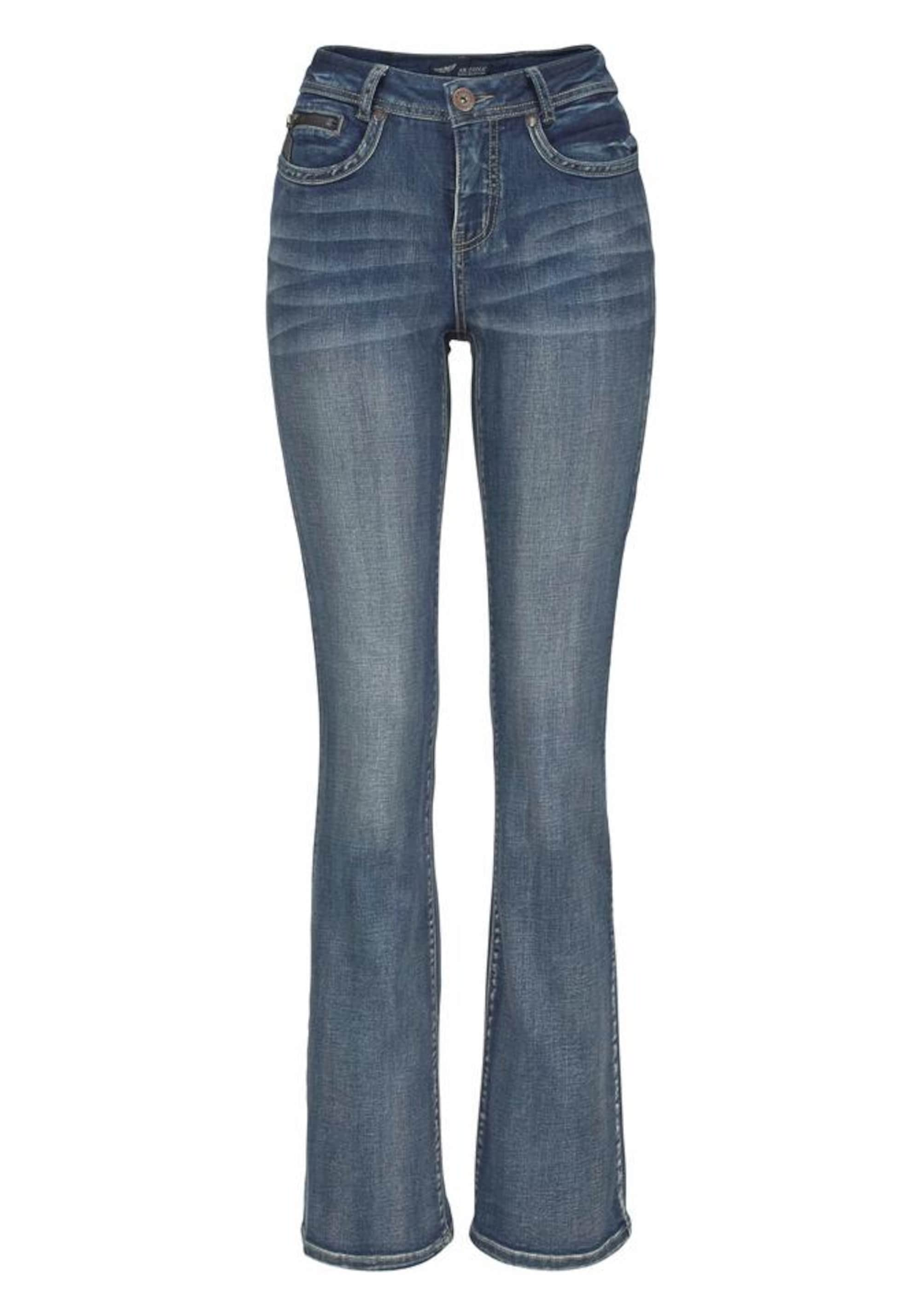 Image of Bootcut-Jeans