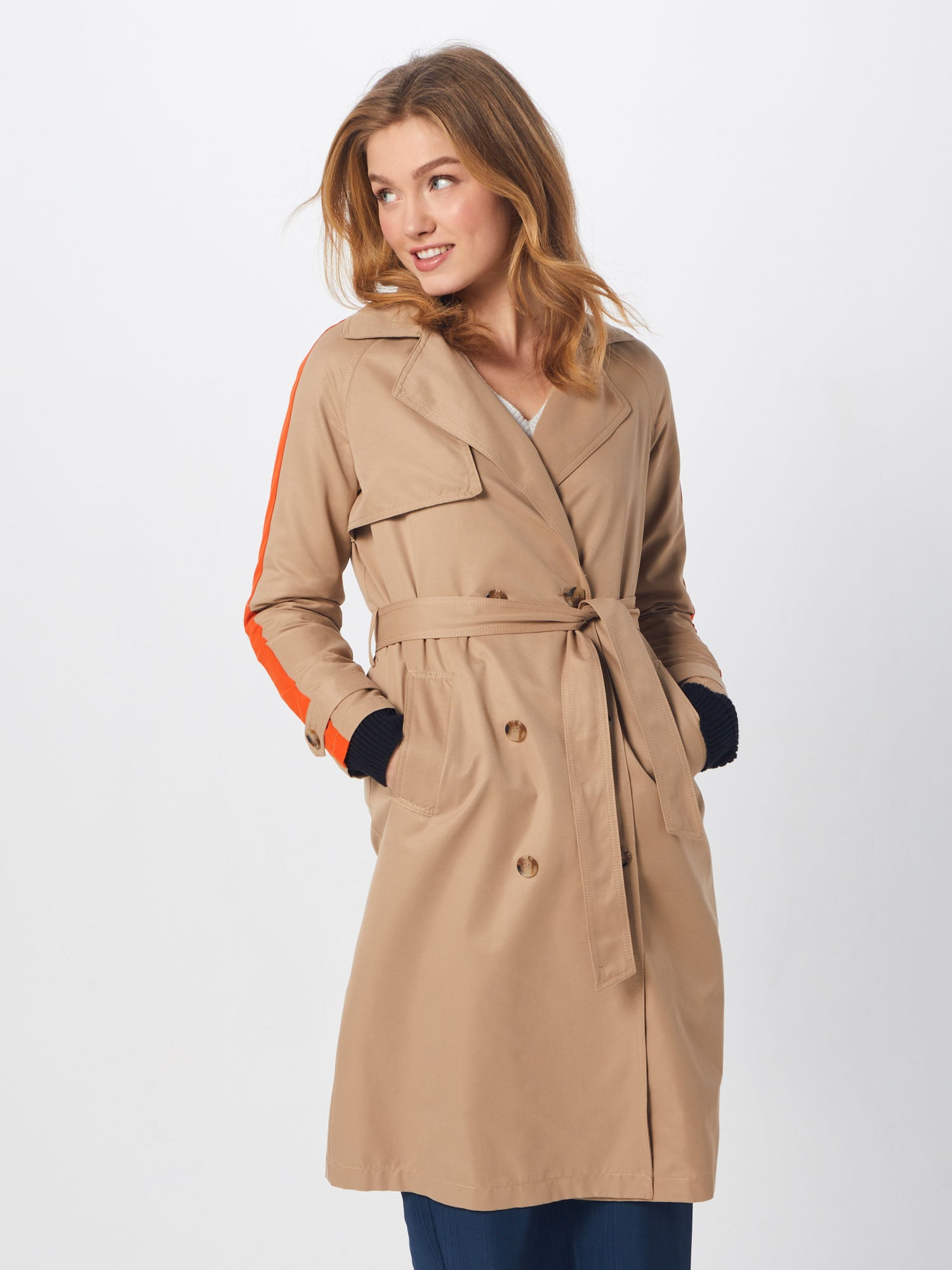 only - Trenchcoat 'ISABELLA'