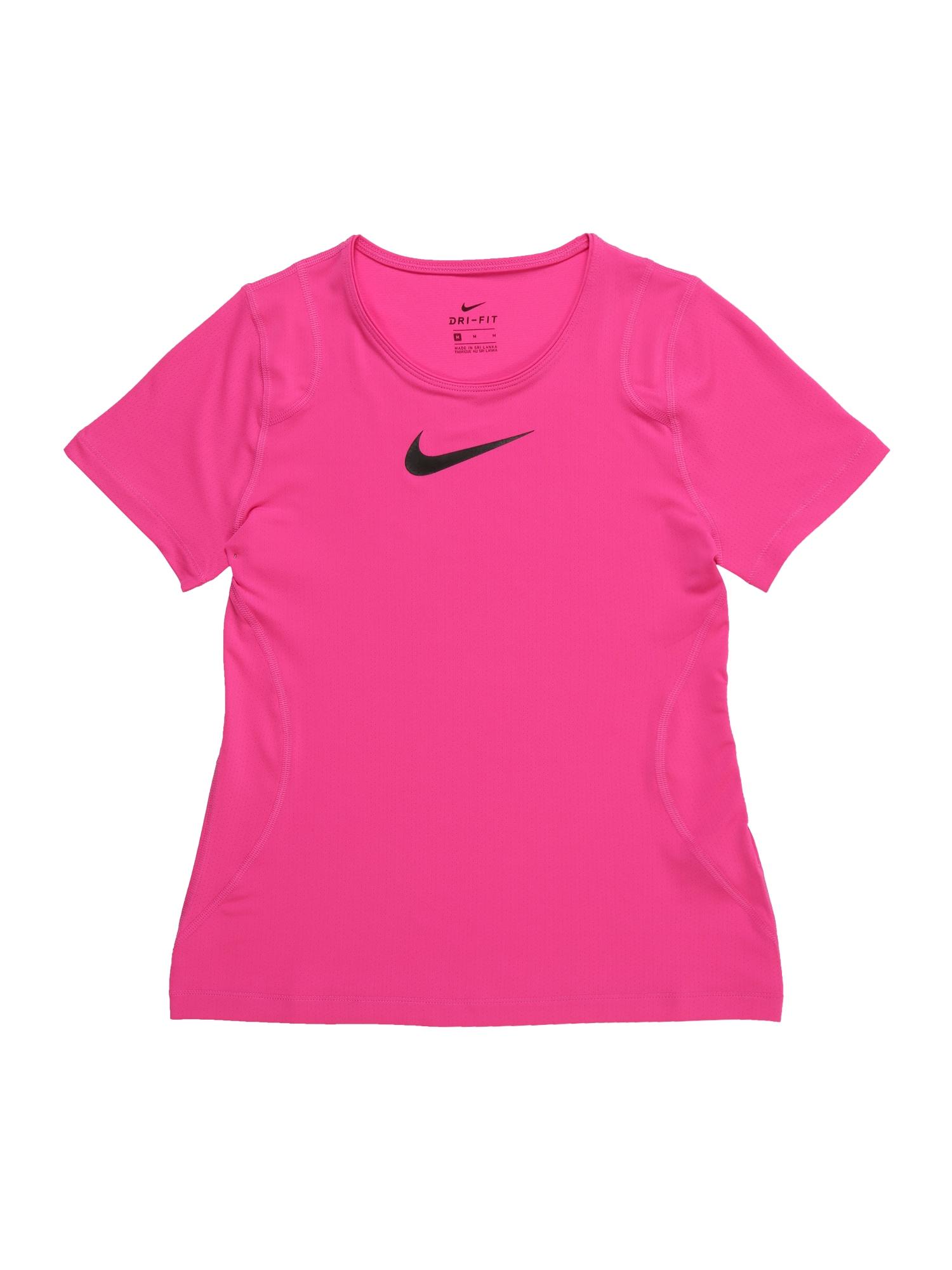 Funkční tričko pink NIKE