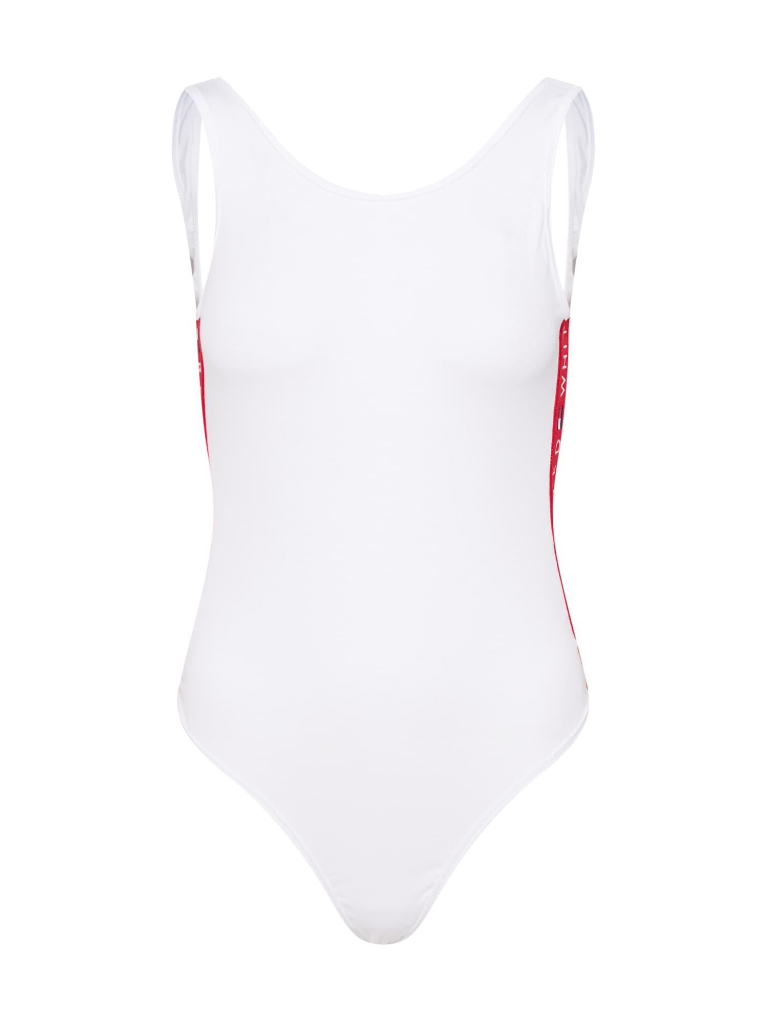 Tričkové body bílá Tommy Hilfiger Underwear
