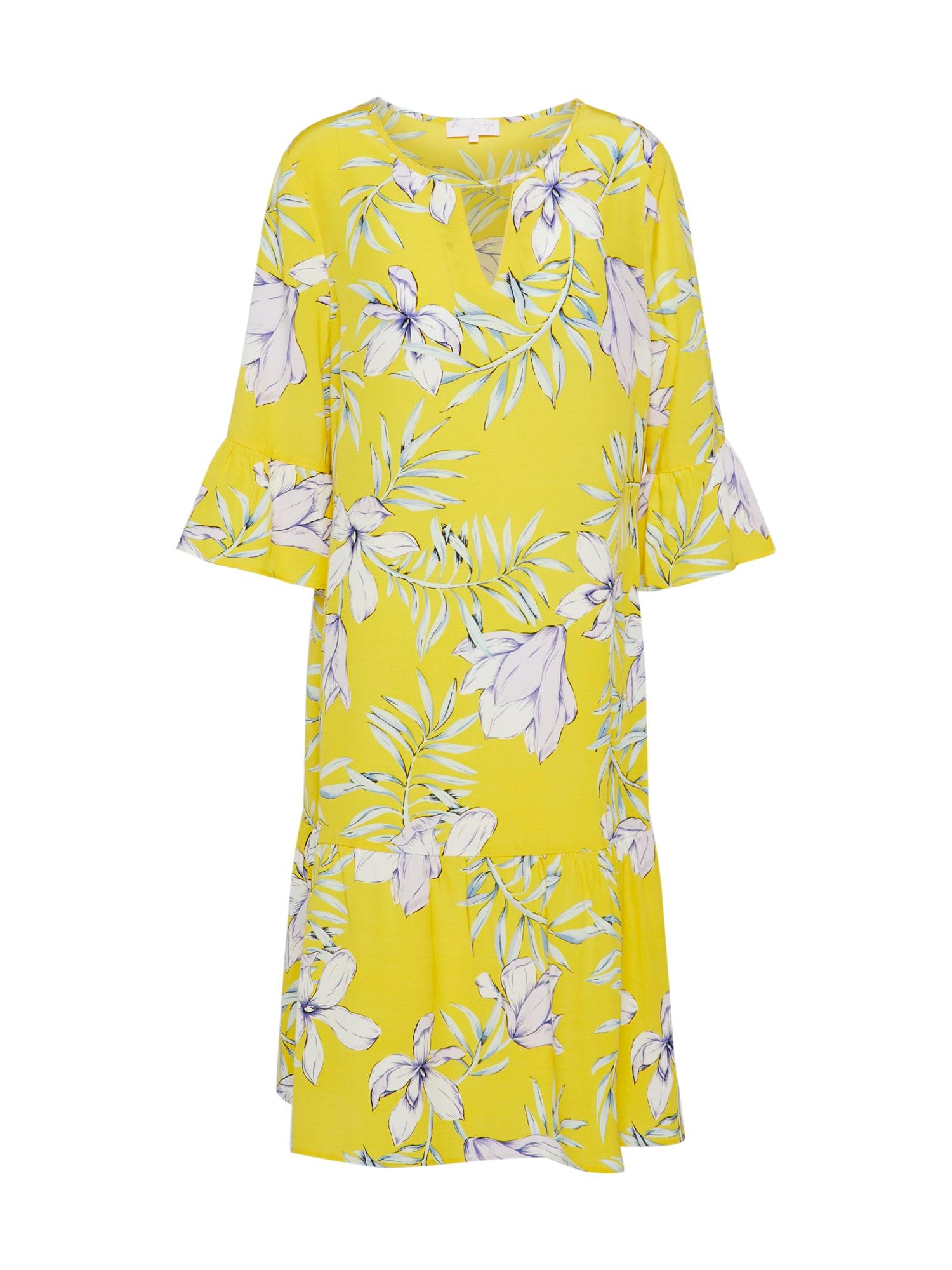 Šaty žlutá Talkabout