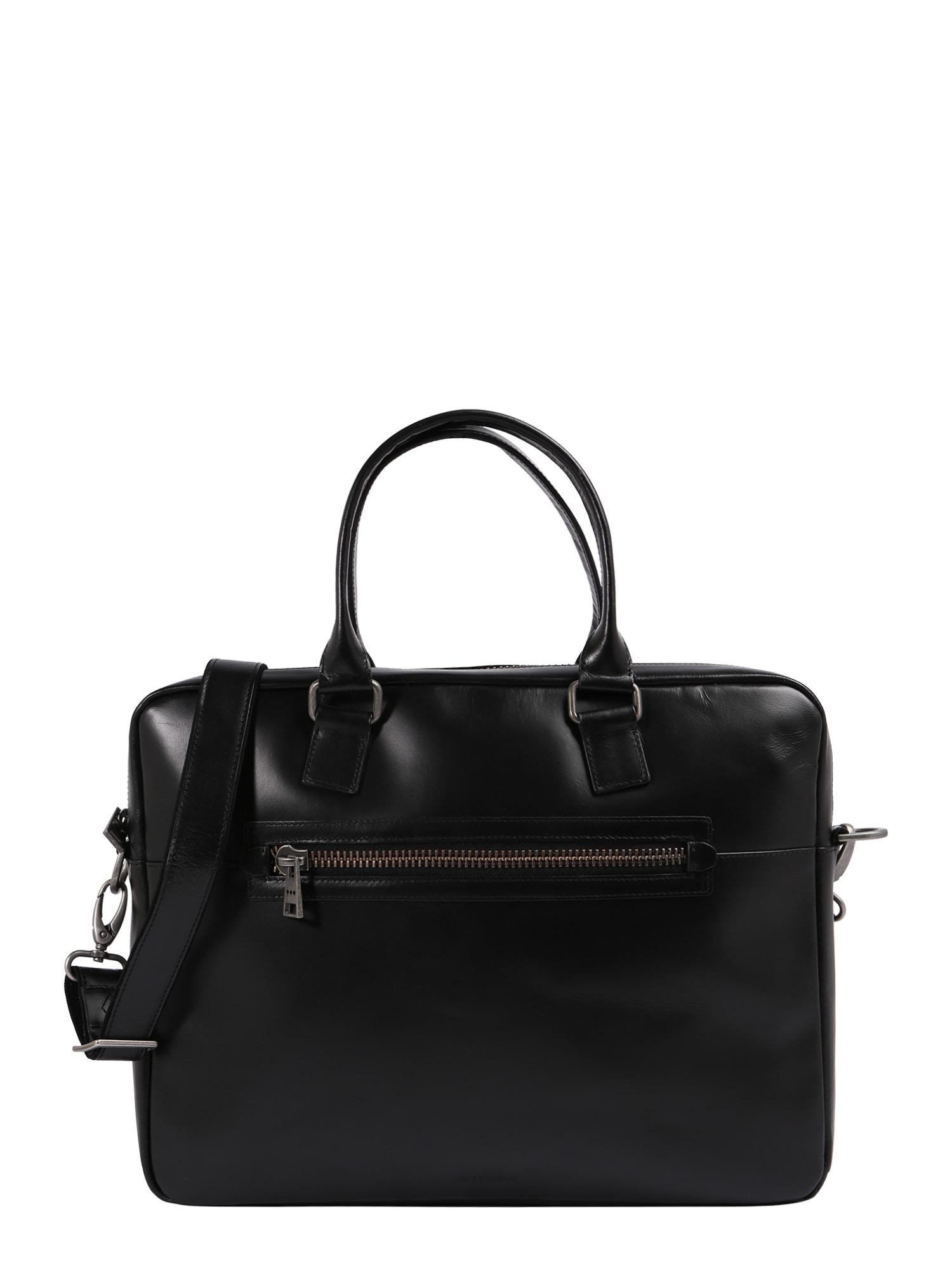Taška přes rameno Courage Day Bag  černá ROYAL REPUBLIQ