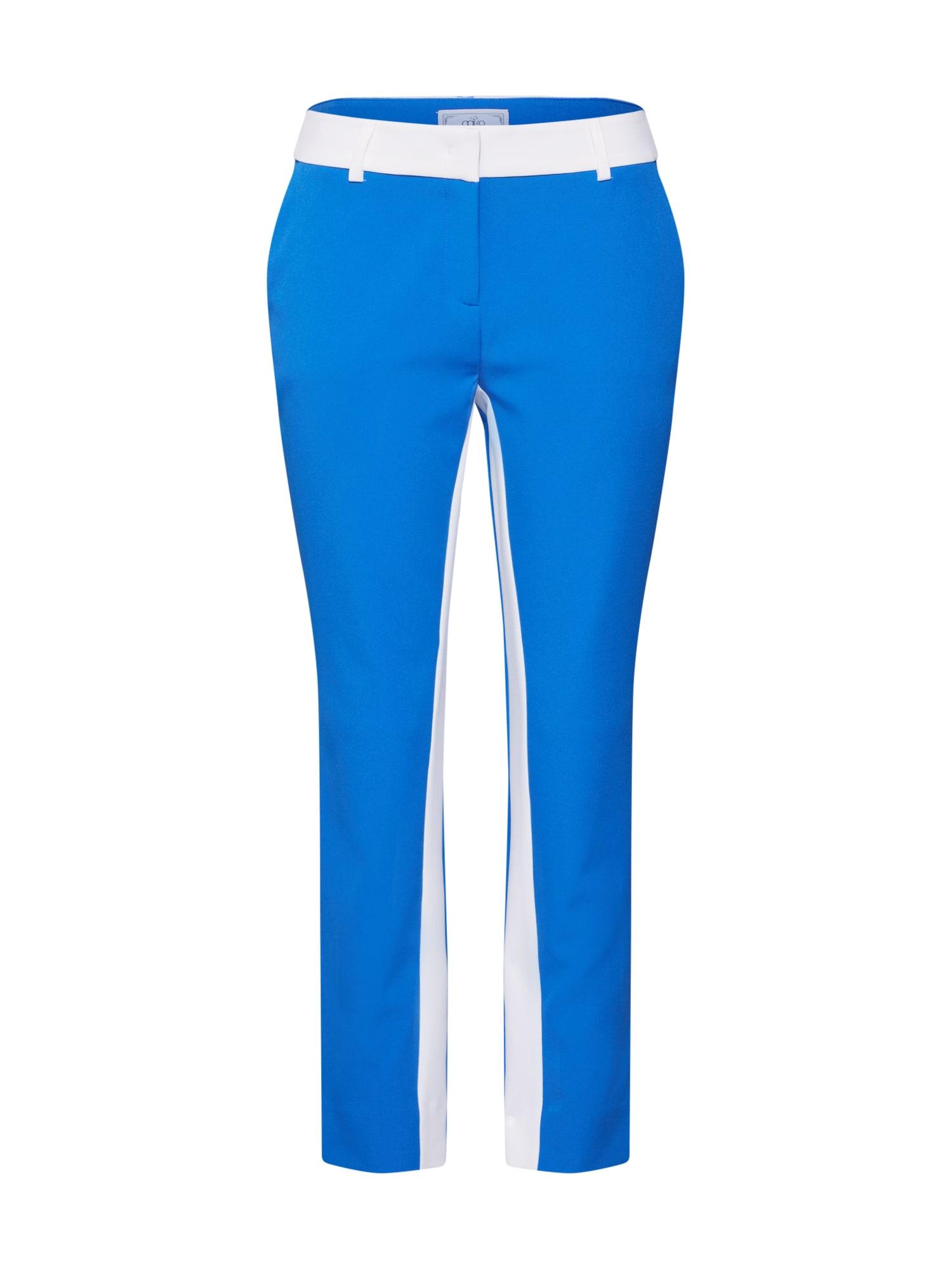 Kalhoty PARIENNY modrá Aaiko