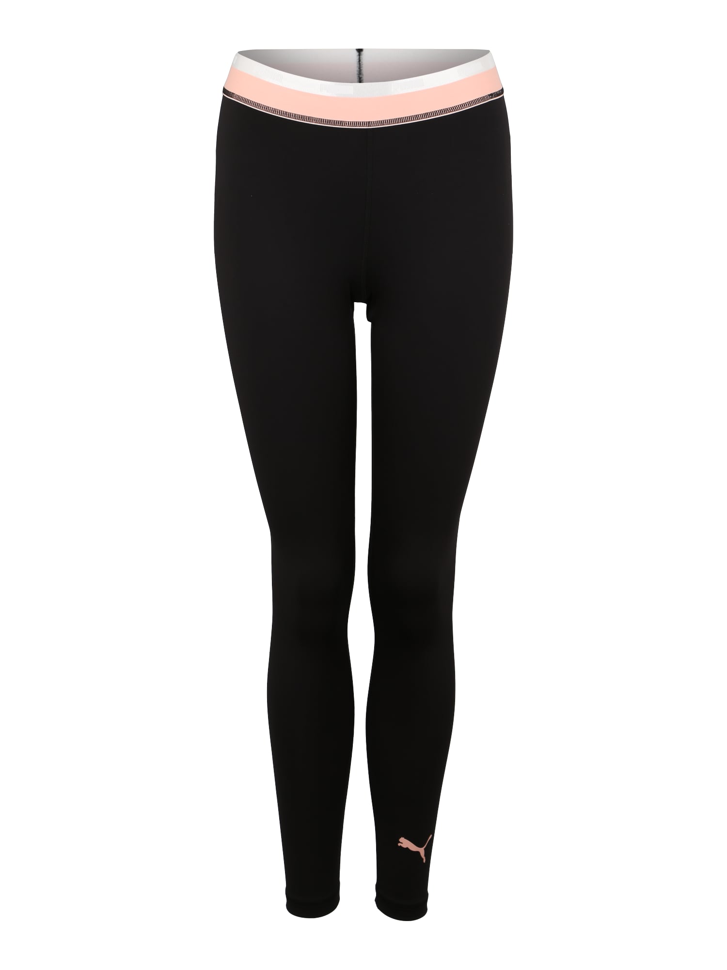Sportovní kalhoty Soft Sports růžová černá PUMA