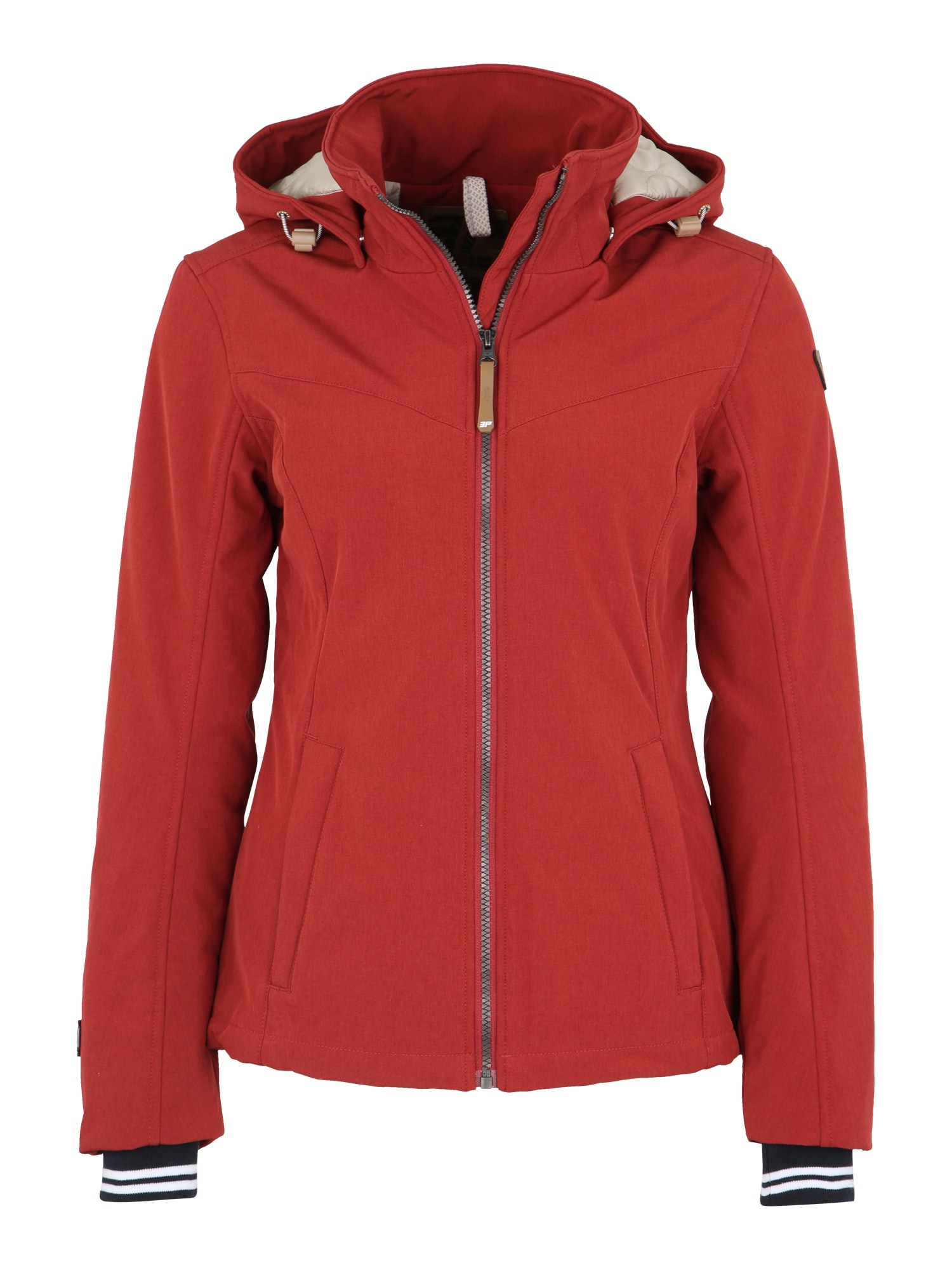 Outdoorová bunda TAYA červená ICEPEAK