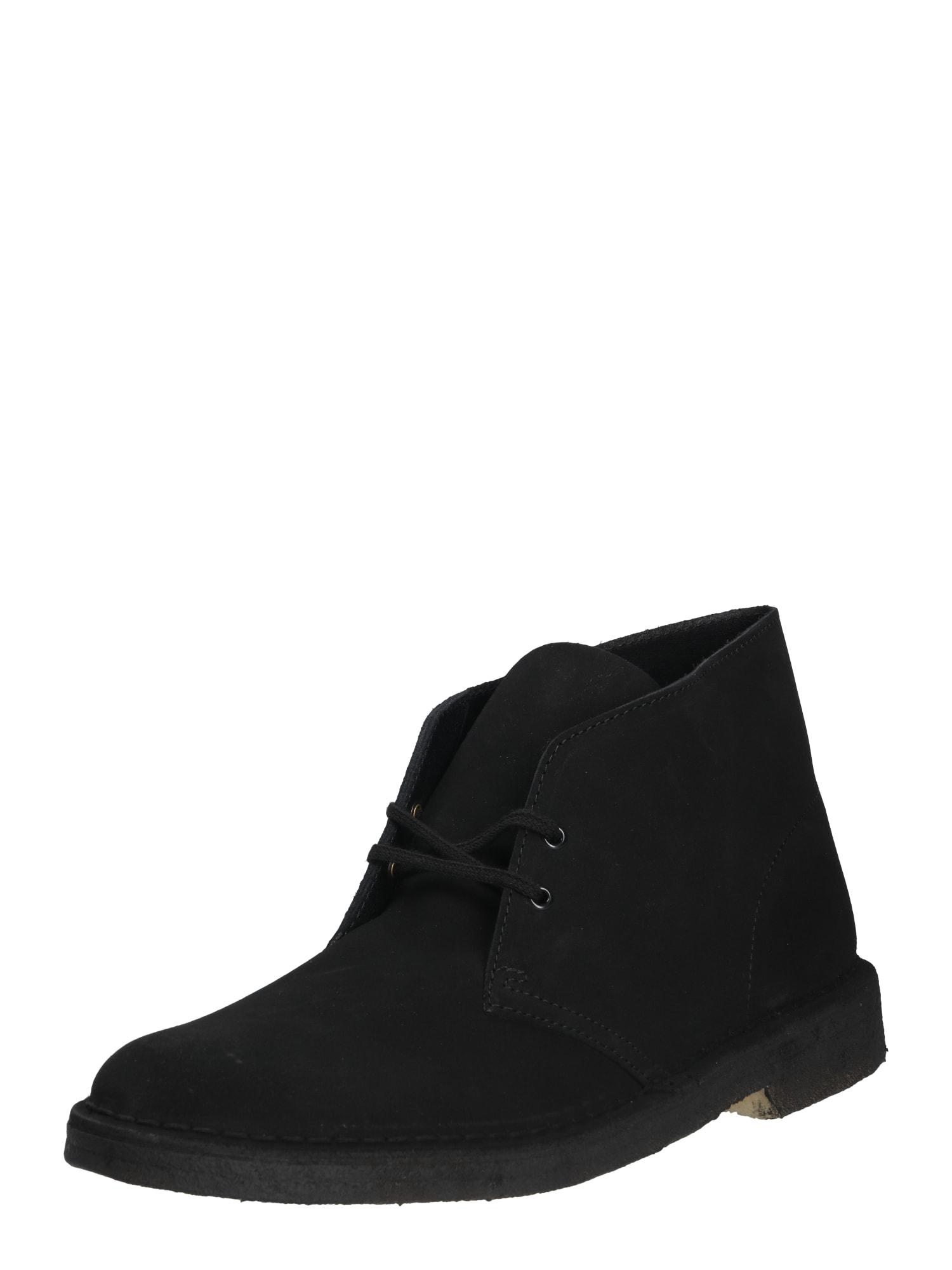 Kotníkové boty černá Clarks Originals
