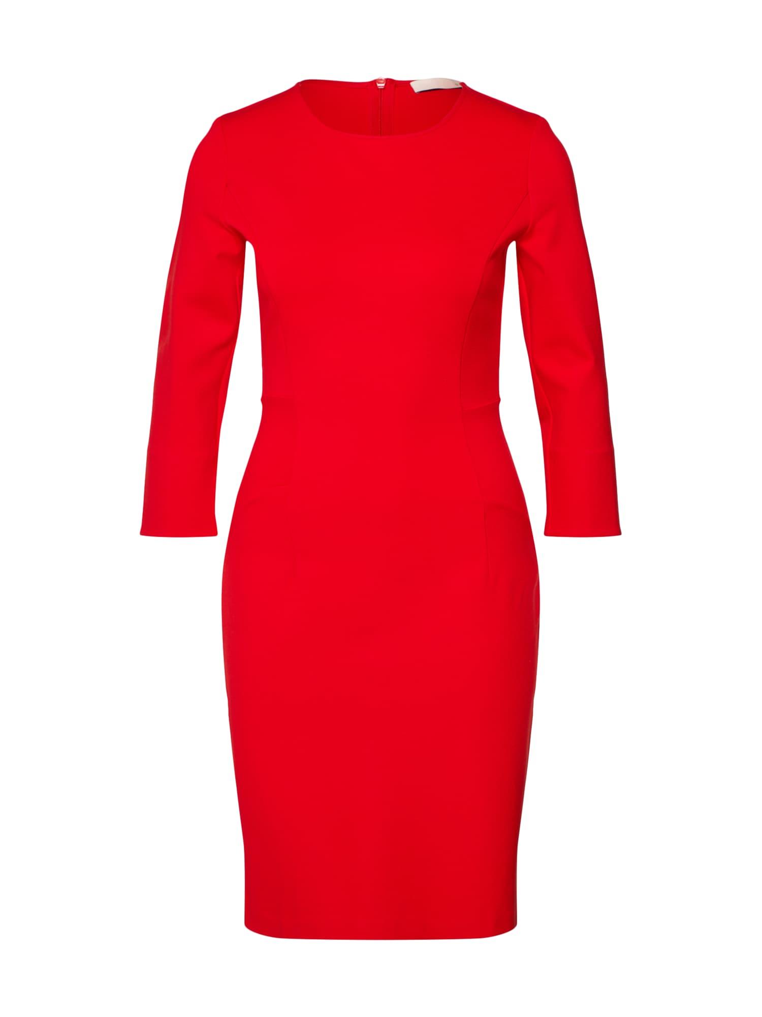 Šaty červená OUI