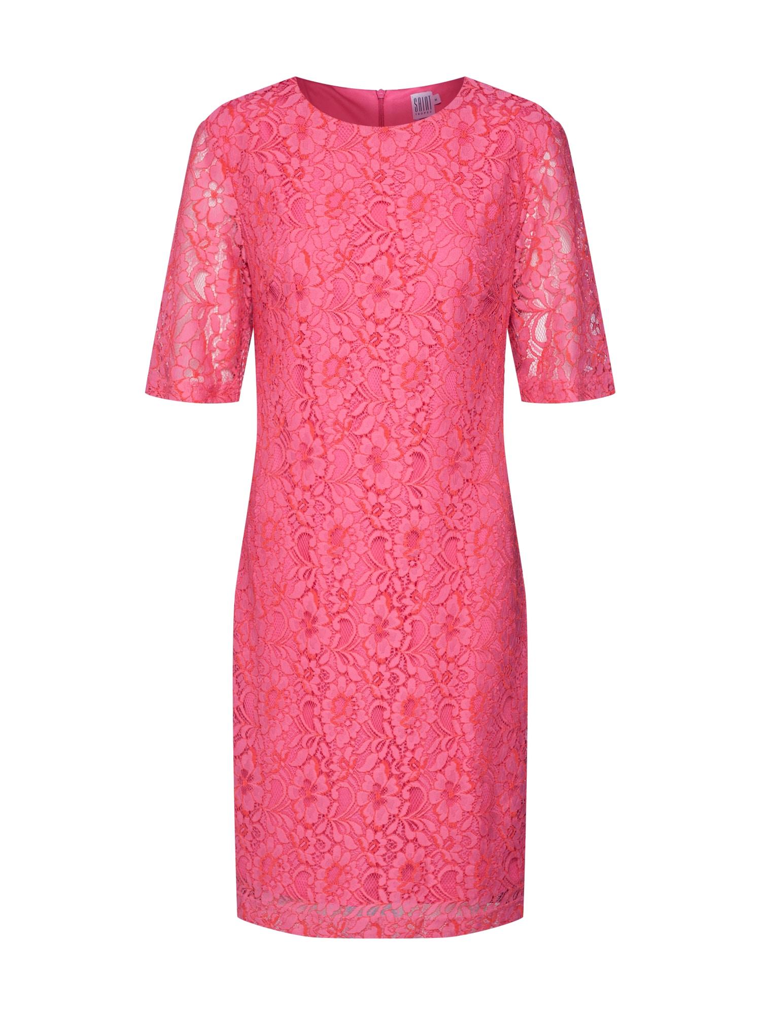 Šaty pink SAINT TROPEZ