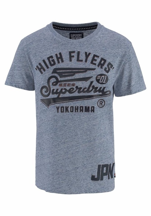 T-Shirt ´HIGH FLYERS REWORKED TEE´