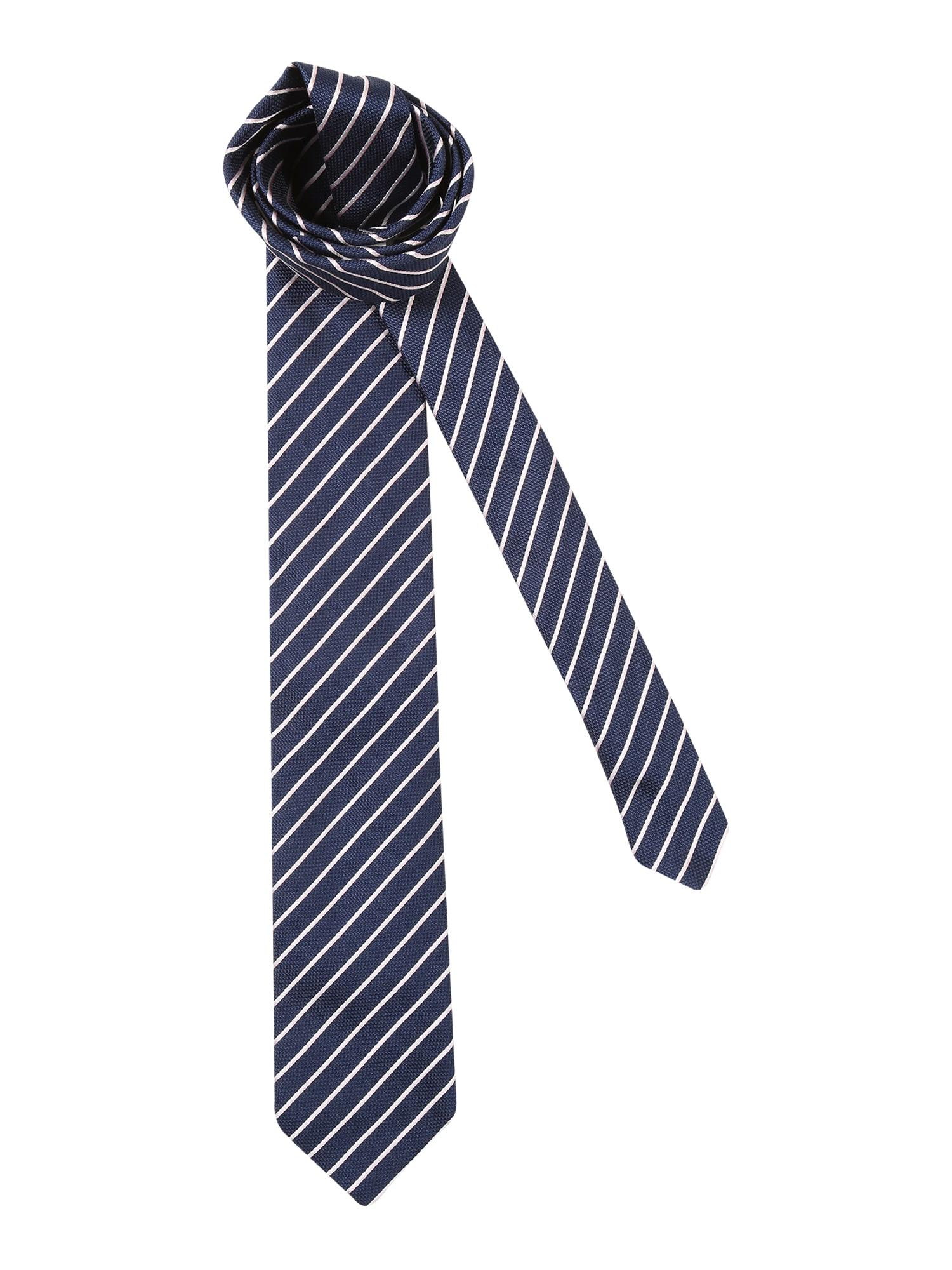 Kravata Tie cm 7 tmavě modrá HUGO