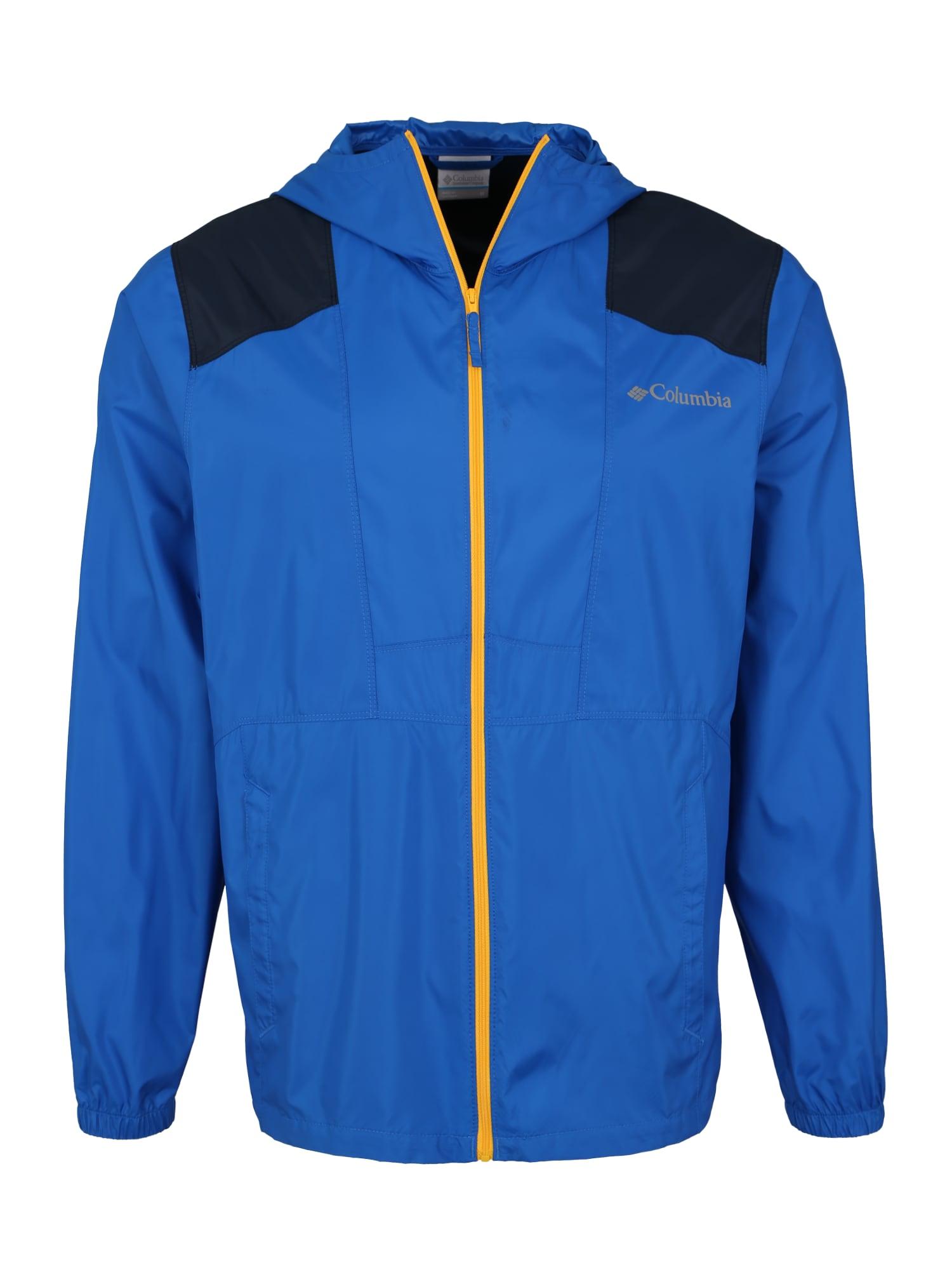 Outdoorová bunda Flashback modrá černá COLUMBIA