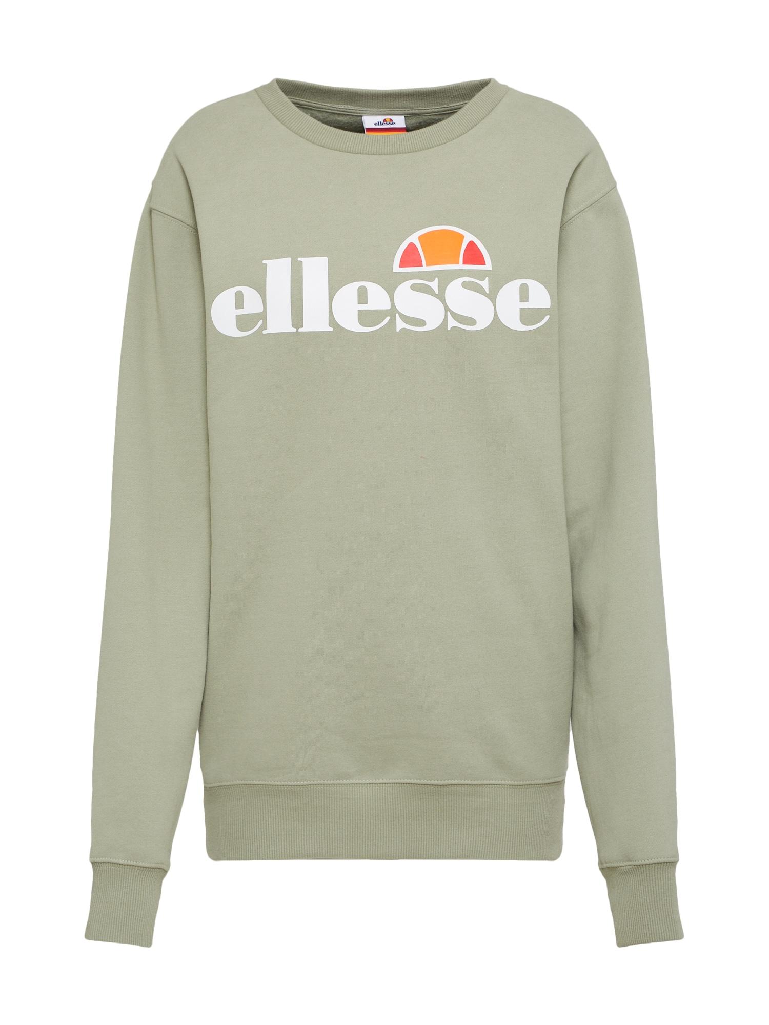 ELLESSE Dames Sweatshirt Agata kaki