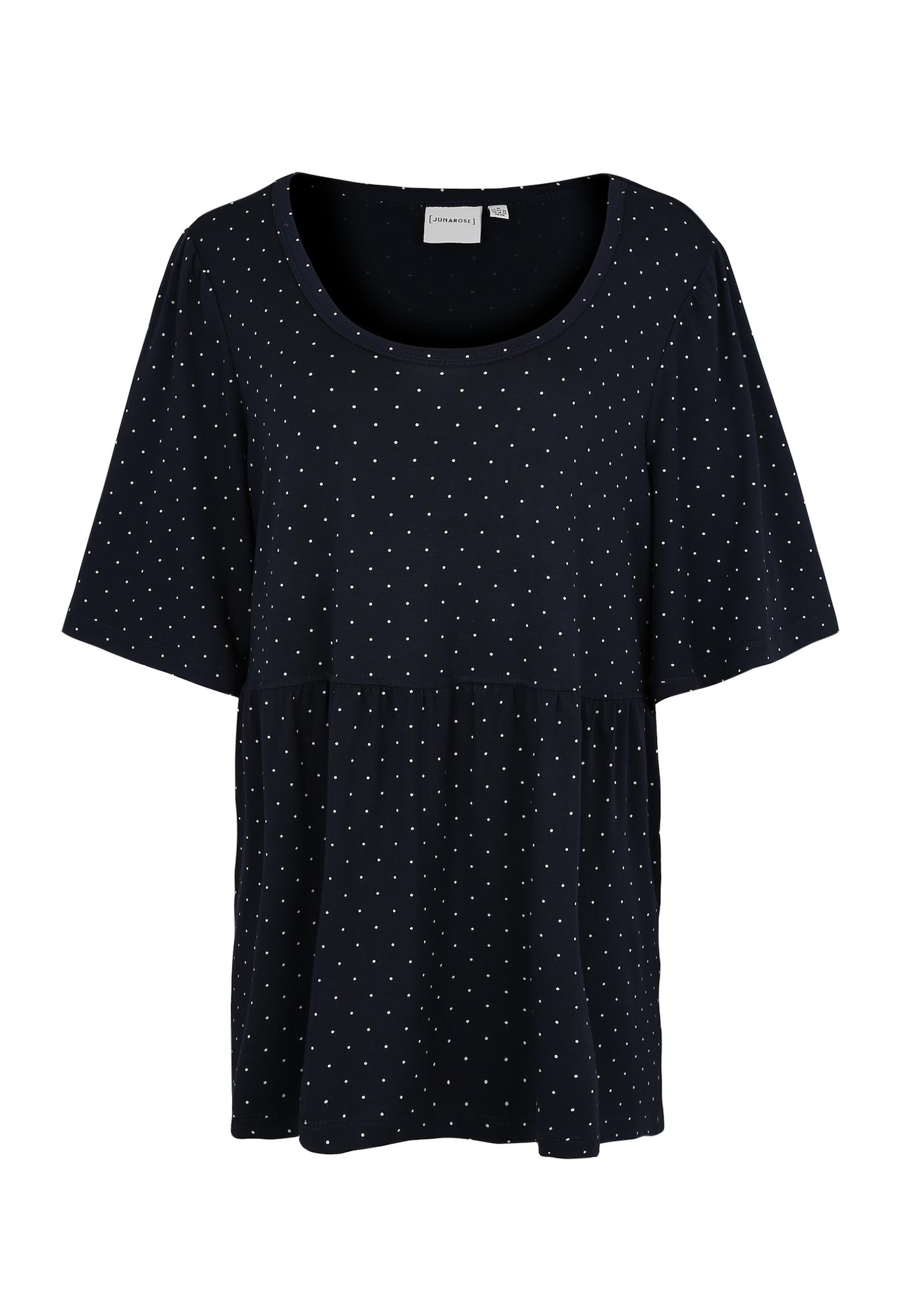 Tričko JRANASTA námořnická modř bílá Junarose