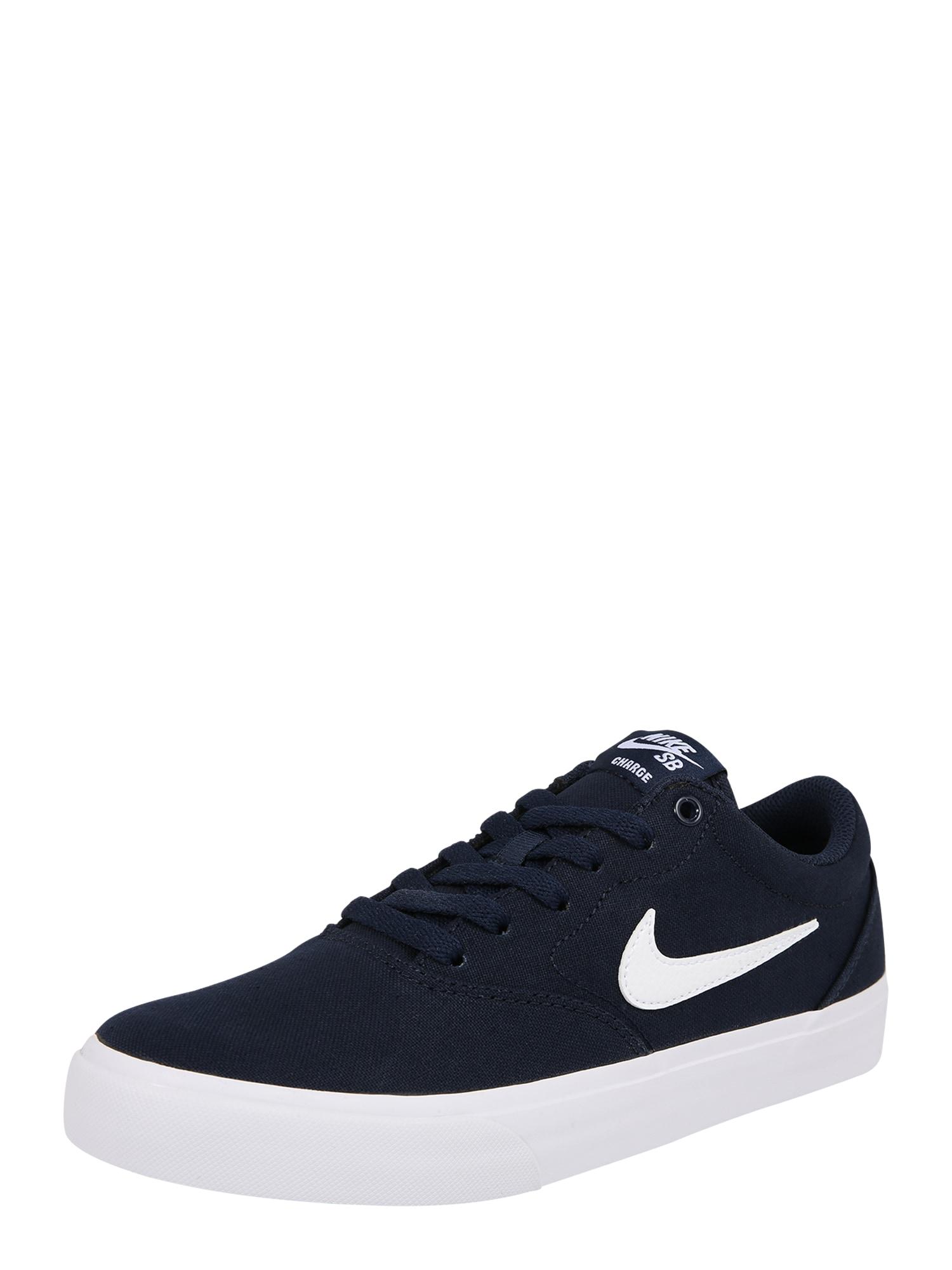 Tenisky Charge černá bílá Nike SB