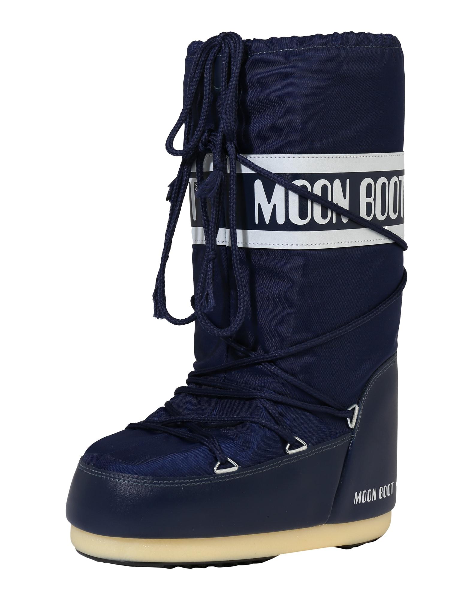 Sněhule Nylon modrá MOON BOOT
