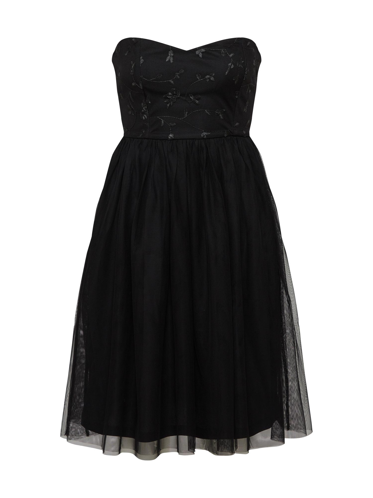 ONLY Sukienka koktajlowa 'onlJUHLIA'  czarny