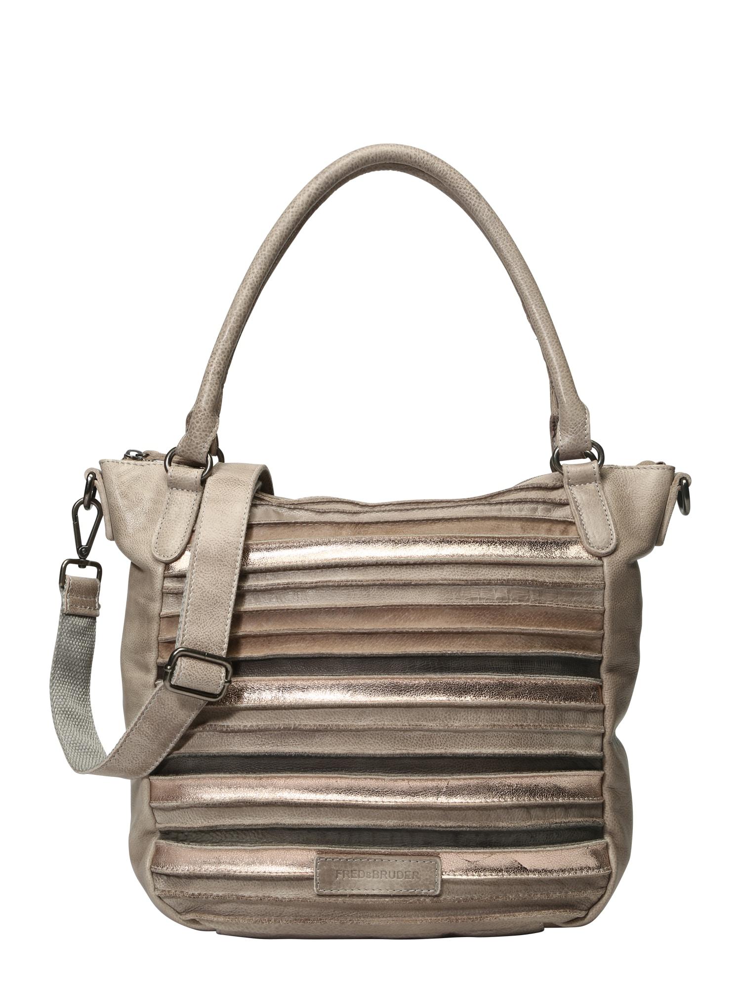 Nákupní taška Pop Art písková bronzová FREDsBRUDER