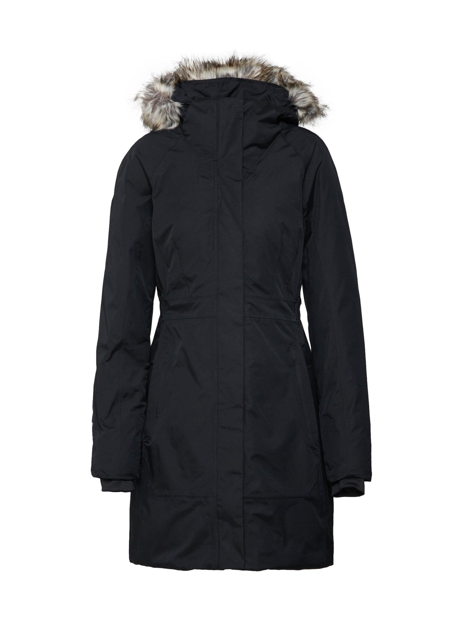 Outdoorový kabát Arctic černá THE NORTH FACE