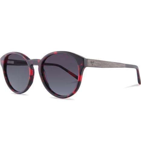 Sonnenbrillen Leopold Funky Red