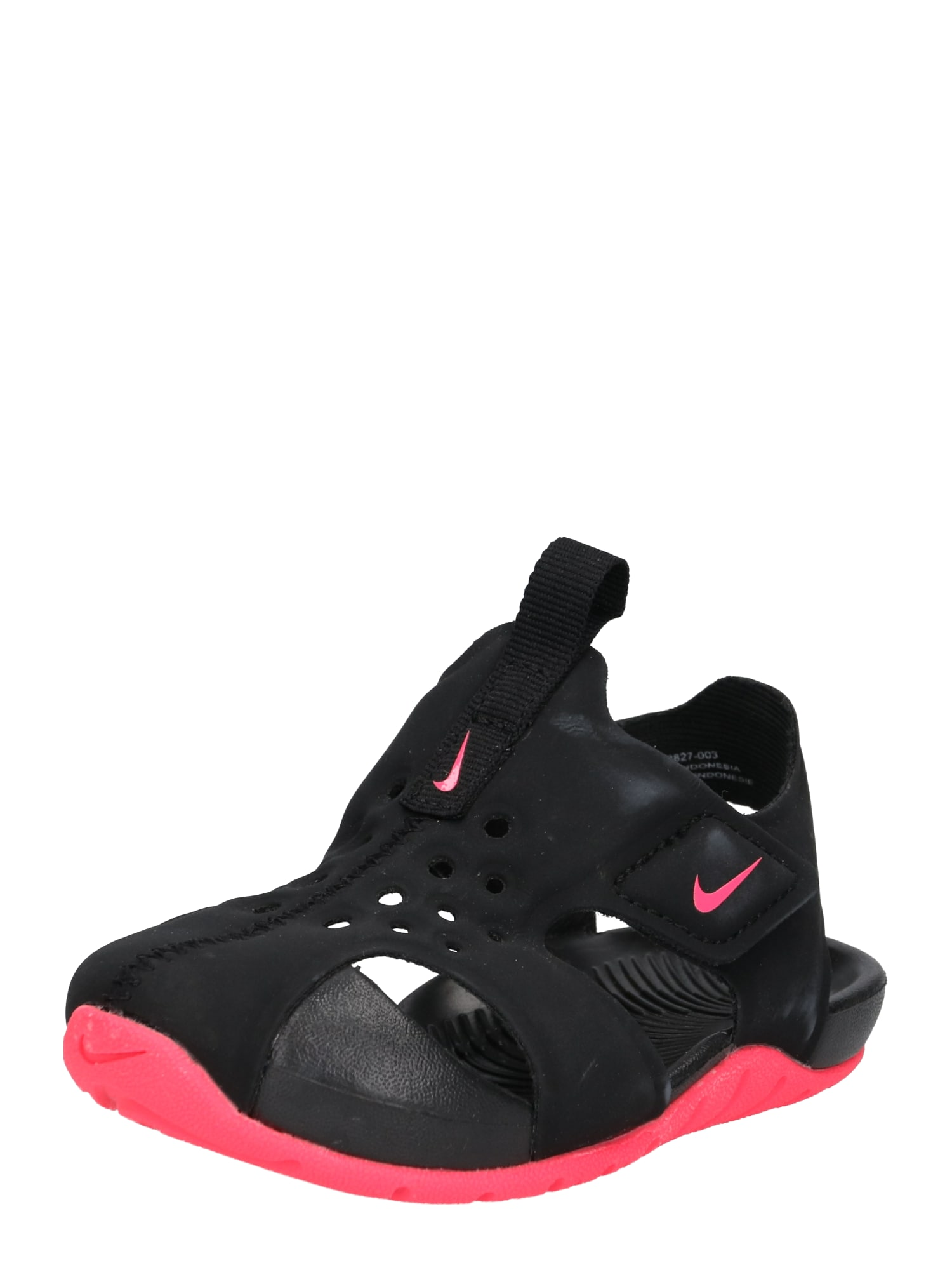 Plážovákoupací obuv Sunray Protect 2 TD pink černá Nike Sportswear
